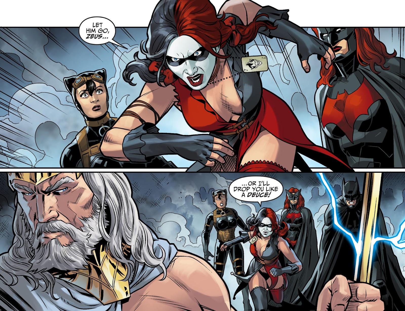 Injustice: Gods Among Us Year Four Issue #15 #16 - English 9