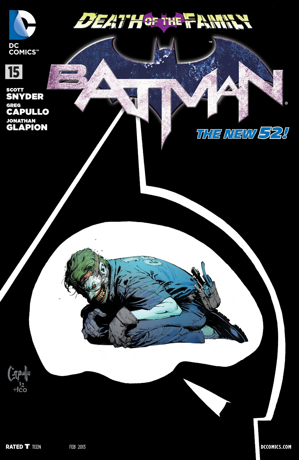 Batman (2011) Issue #15 #30 - English 1