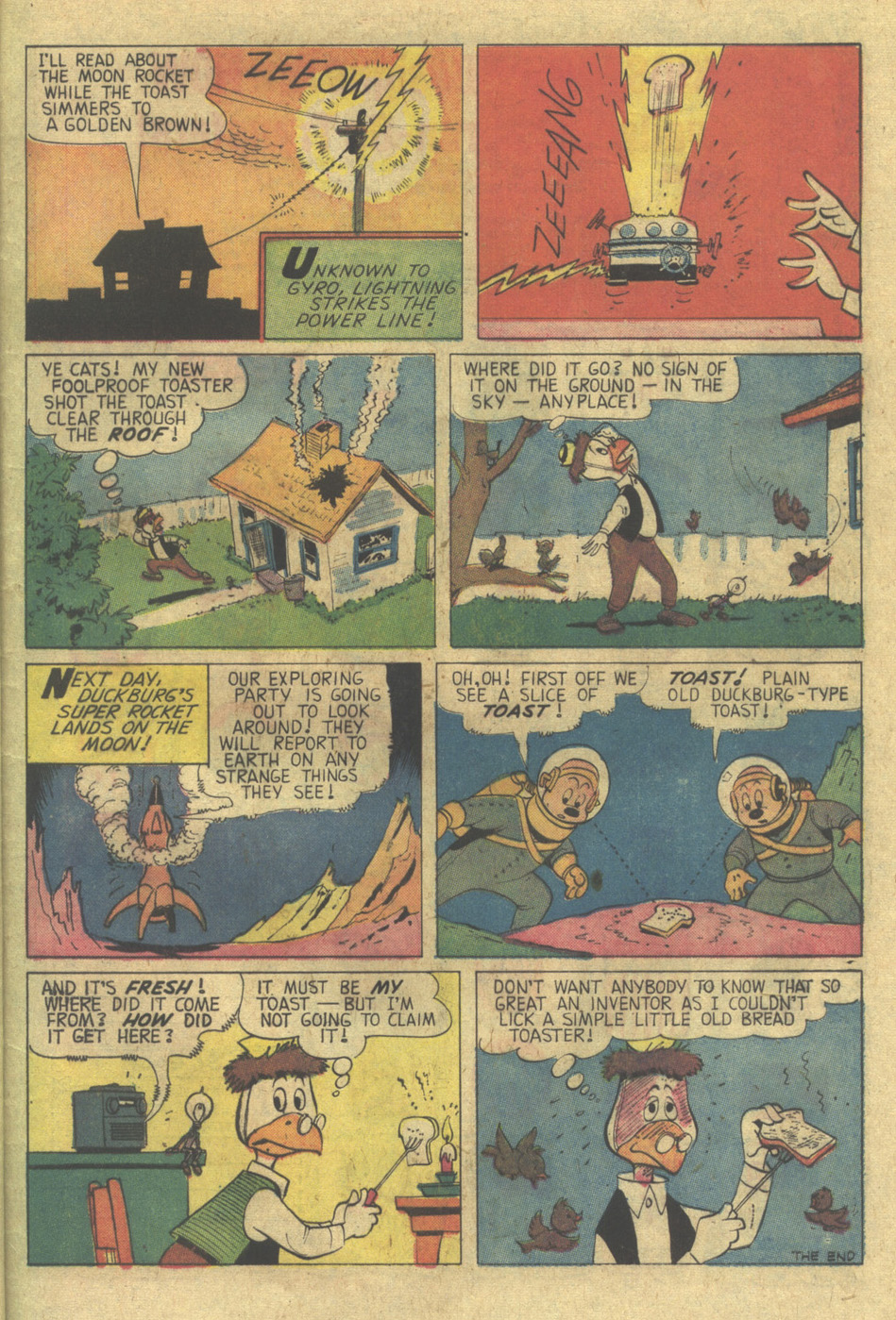 Uncle Scrooge (1953) Issue #119 #119 - English 33