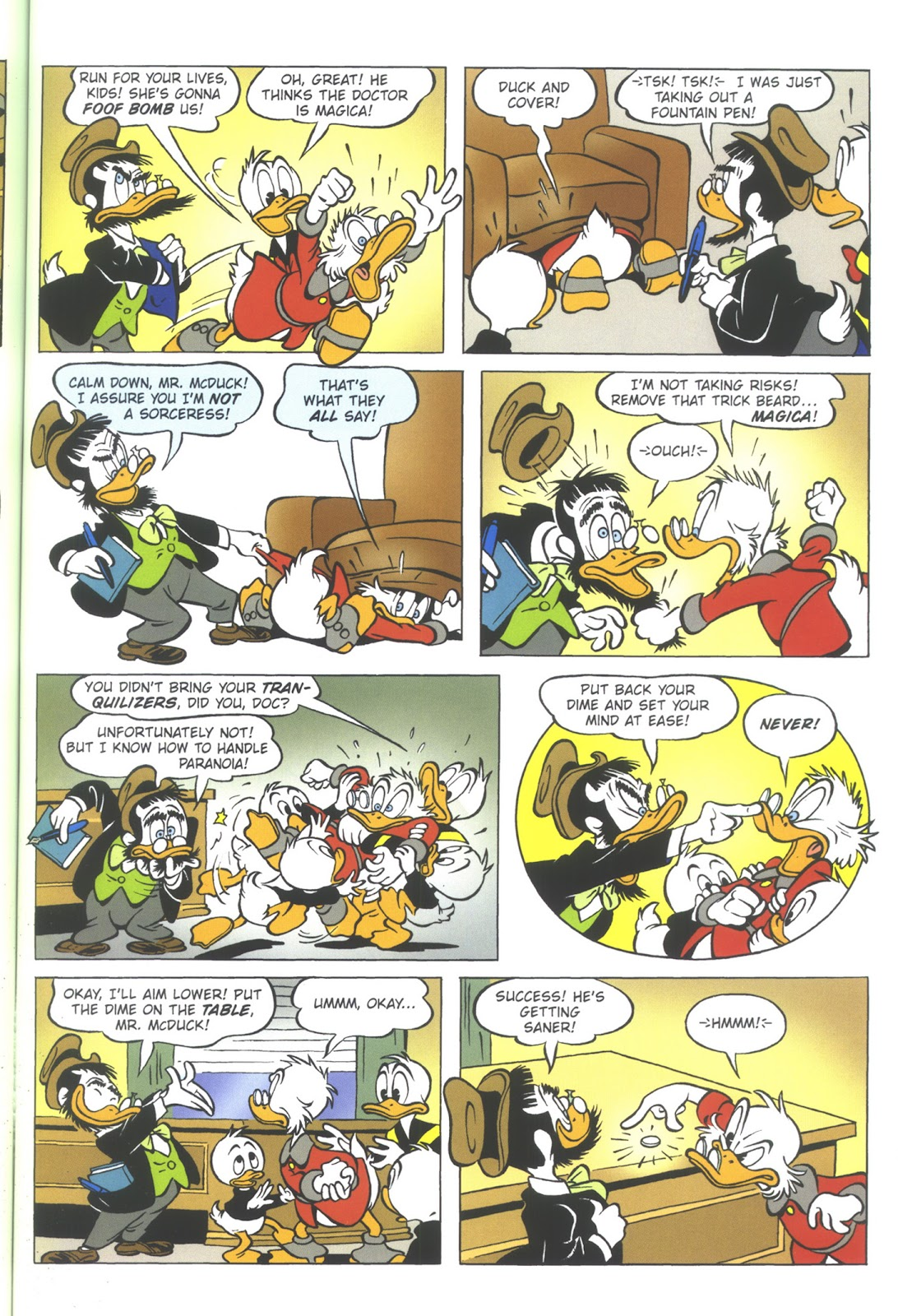 Uncle Scrooge (1953) Issue #352 #352 - English 47