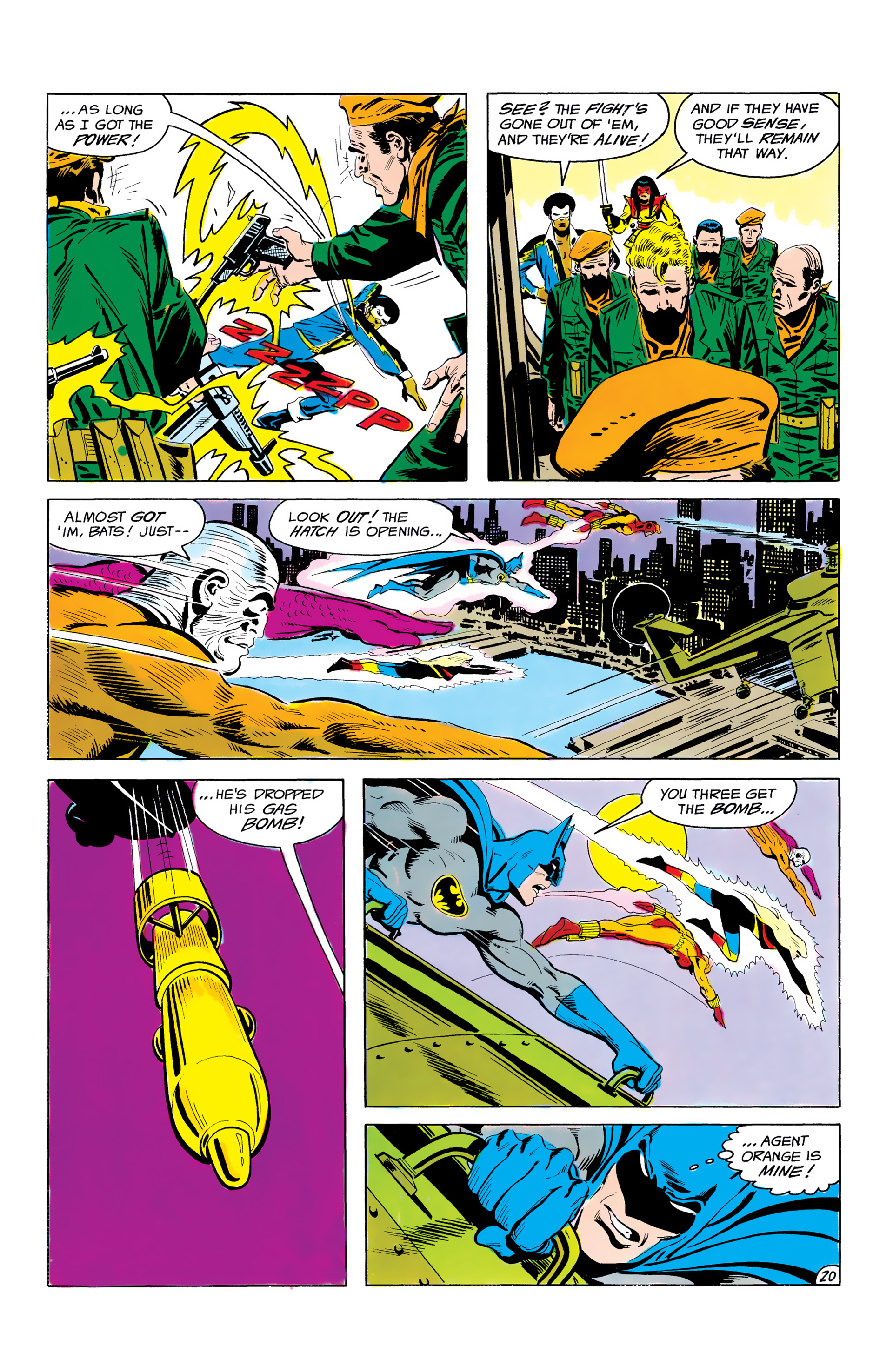 Batman and the Outsiders (1983) 3 Page 20
