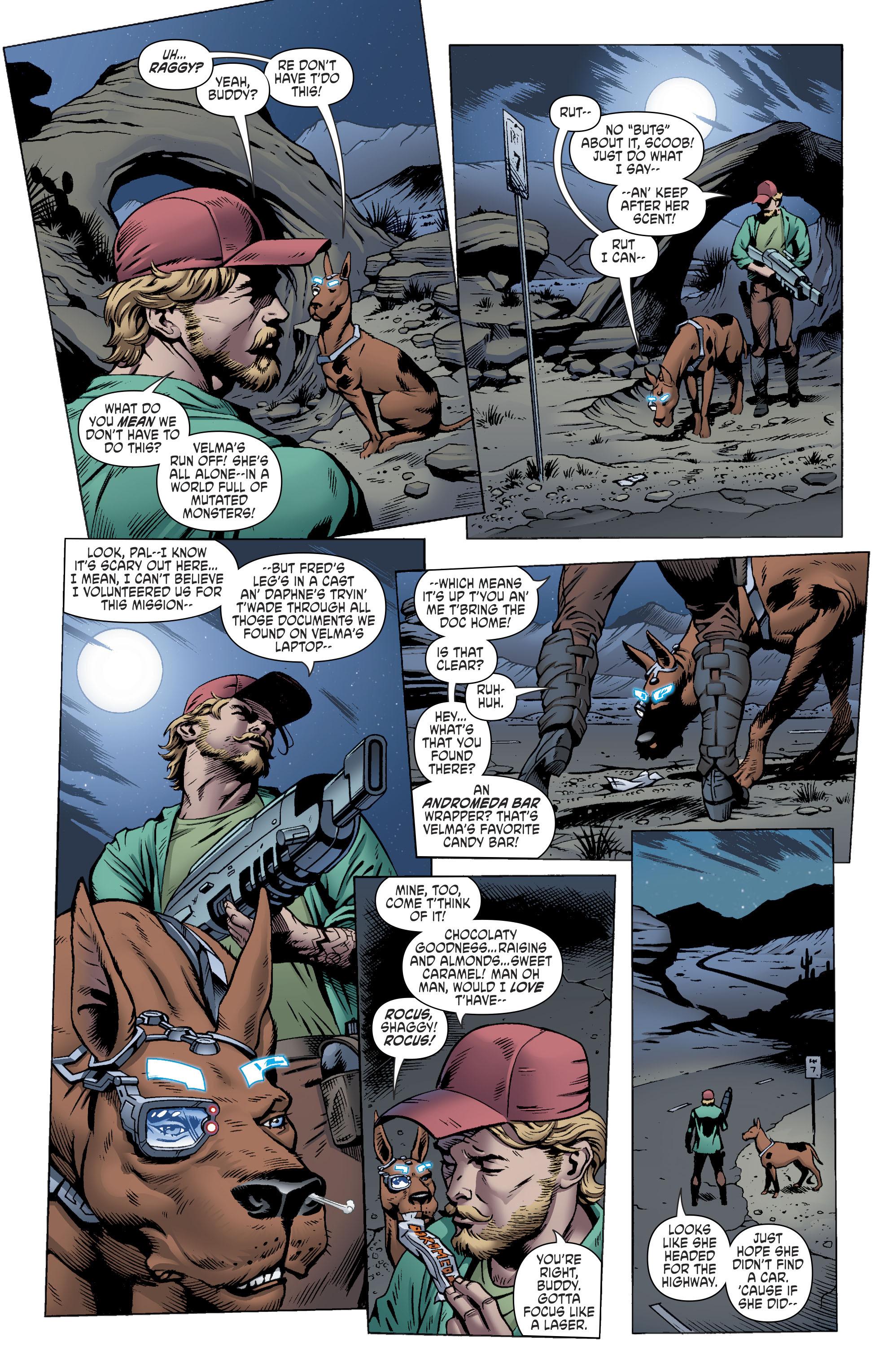 Read online Scooby Apocalypse comic -  Issue #11 - 5