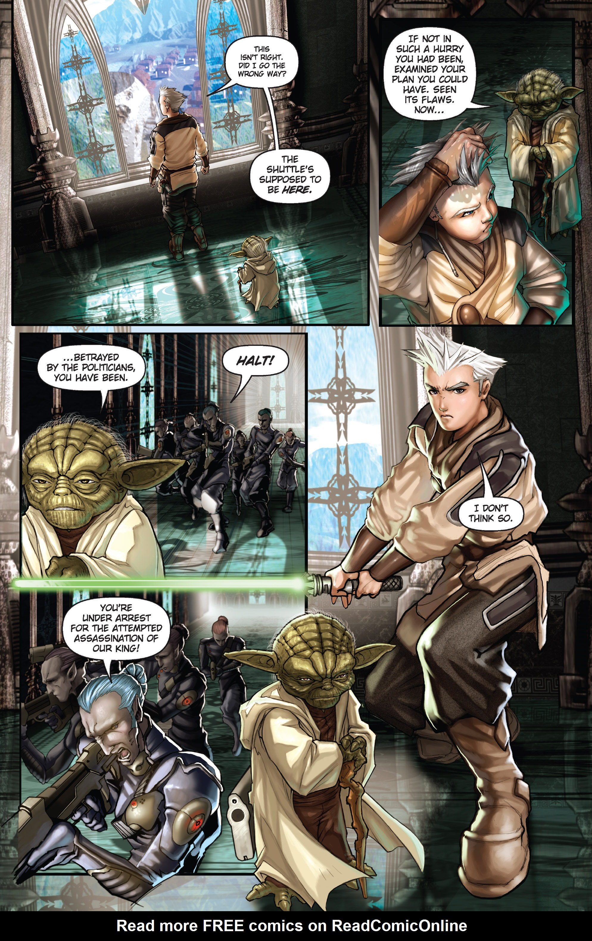 Star Wars Legends Epic Collection: The Clone Wars chap 2 pic 179