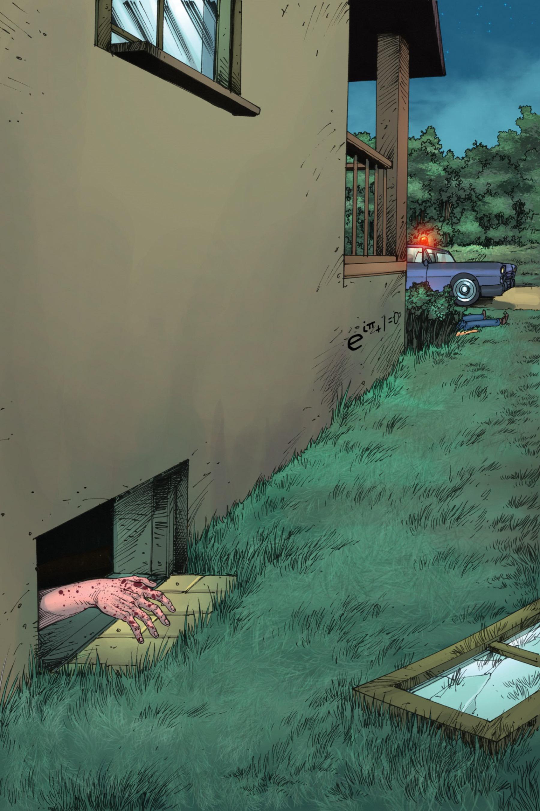 Read online Z-Men comic -  Issue #3 - 127