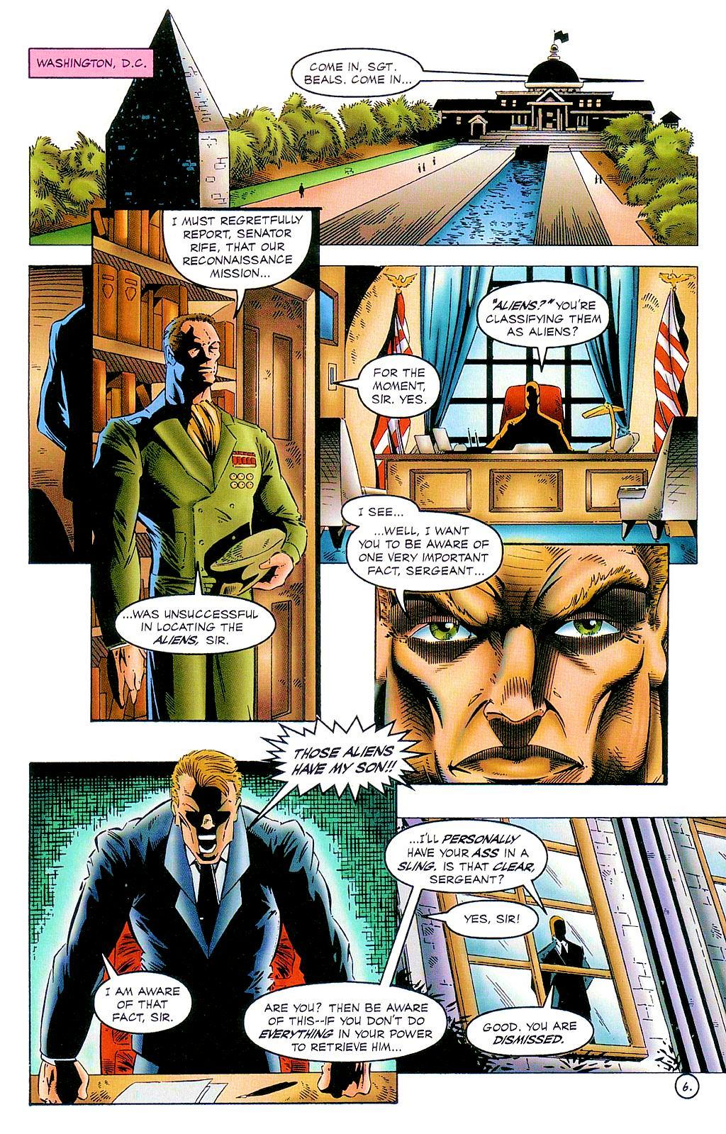Read online The Others comic -  Issue #2 - 7