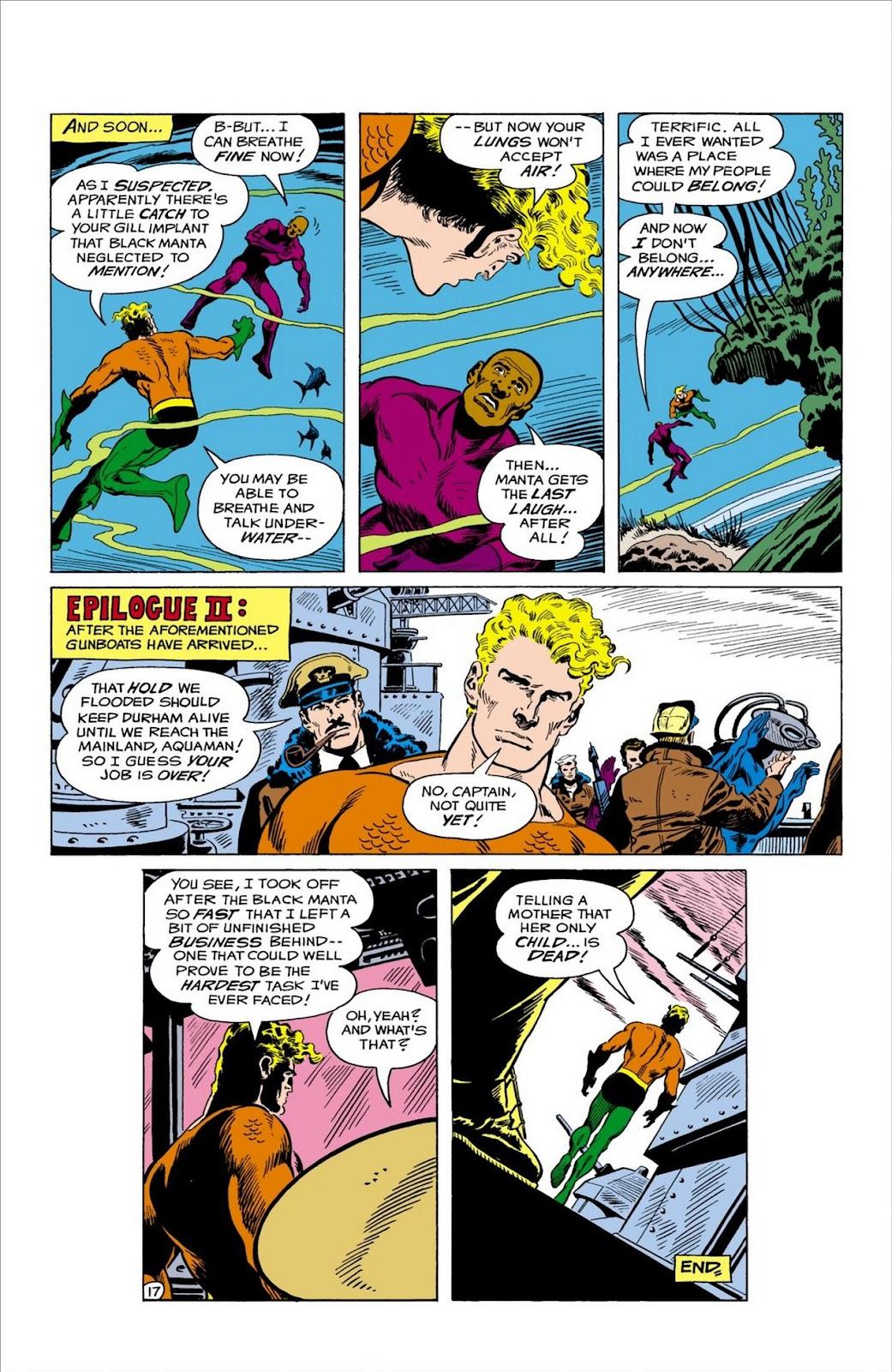 Aquaman (1962) Issue #57 #57 - English 18