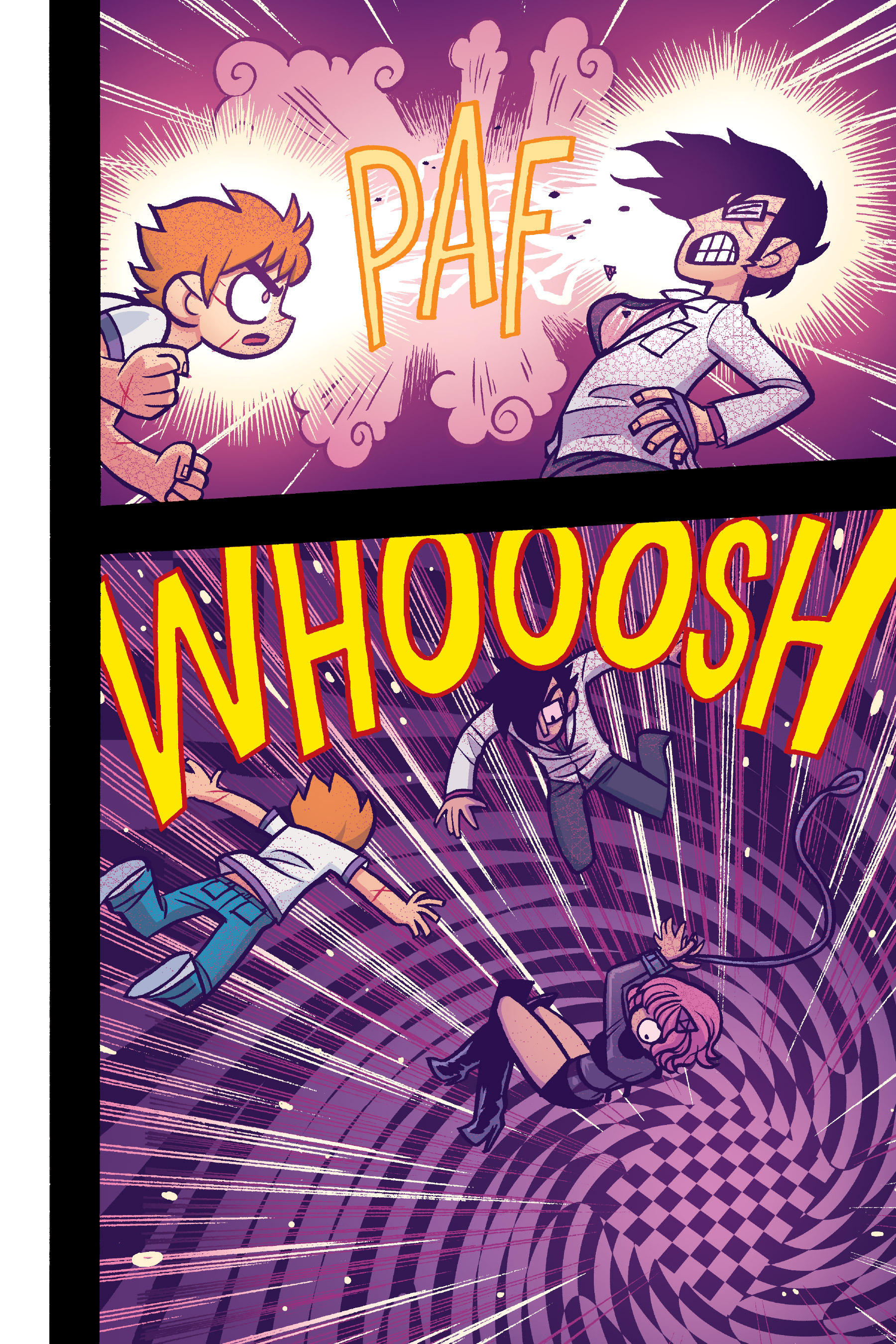 Read online Scott Pilgrim comic -  Issue #6 - 176