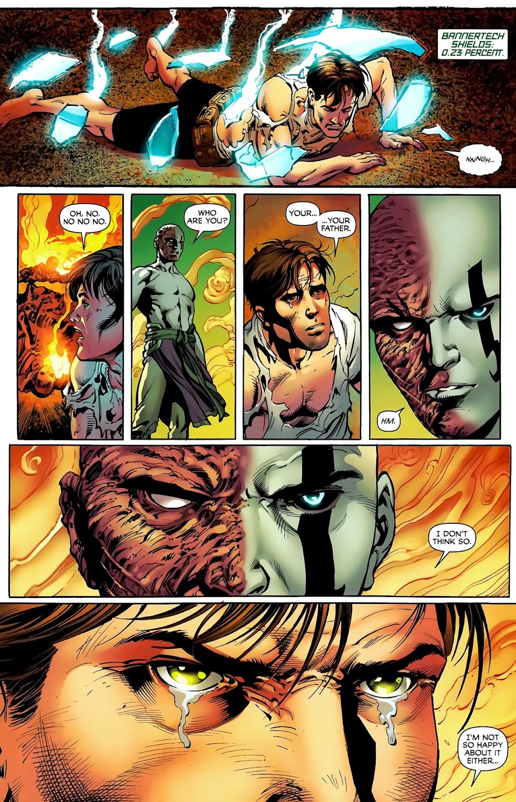 Incredible Hulks (2010) Issue #615 #5 - English 22