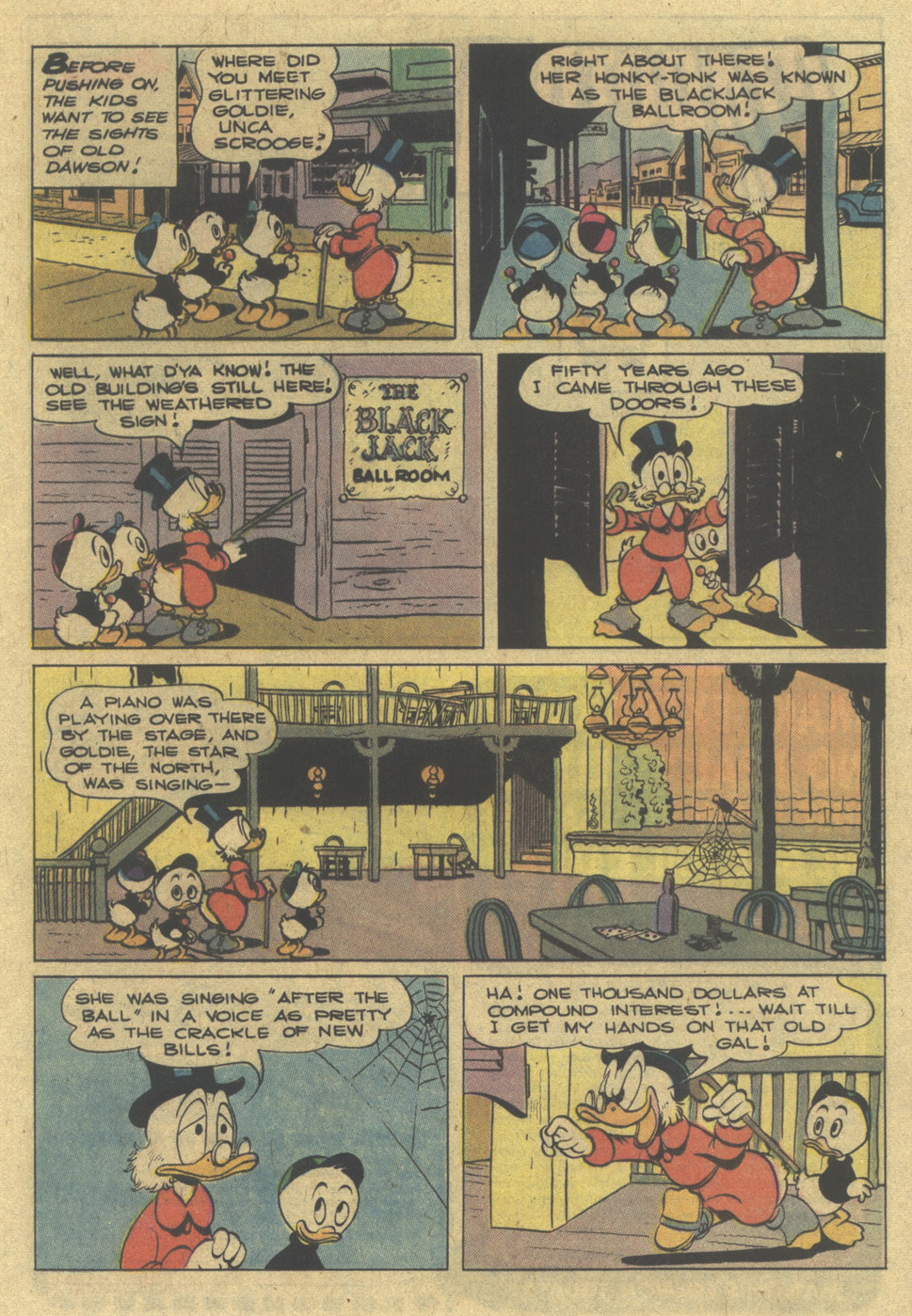 Uncle Scrooge (1953) Issue #142 #142 - English 13