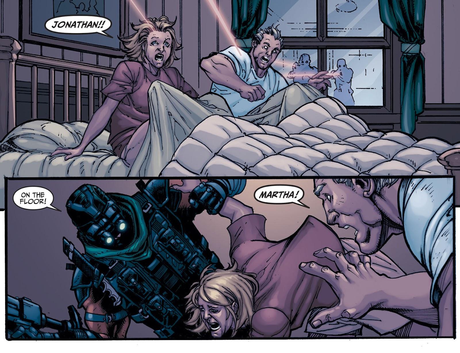 Injustice: Gods Among Us [I] Issue #7 #8 - English 13