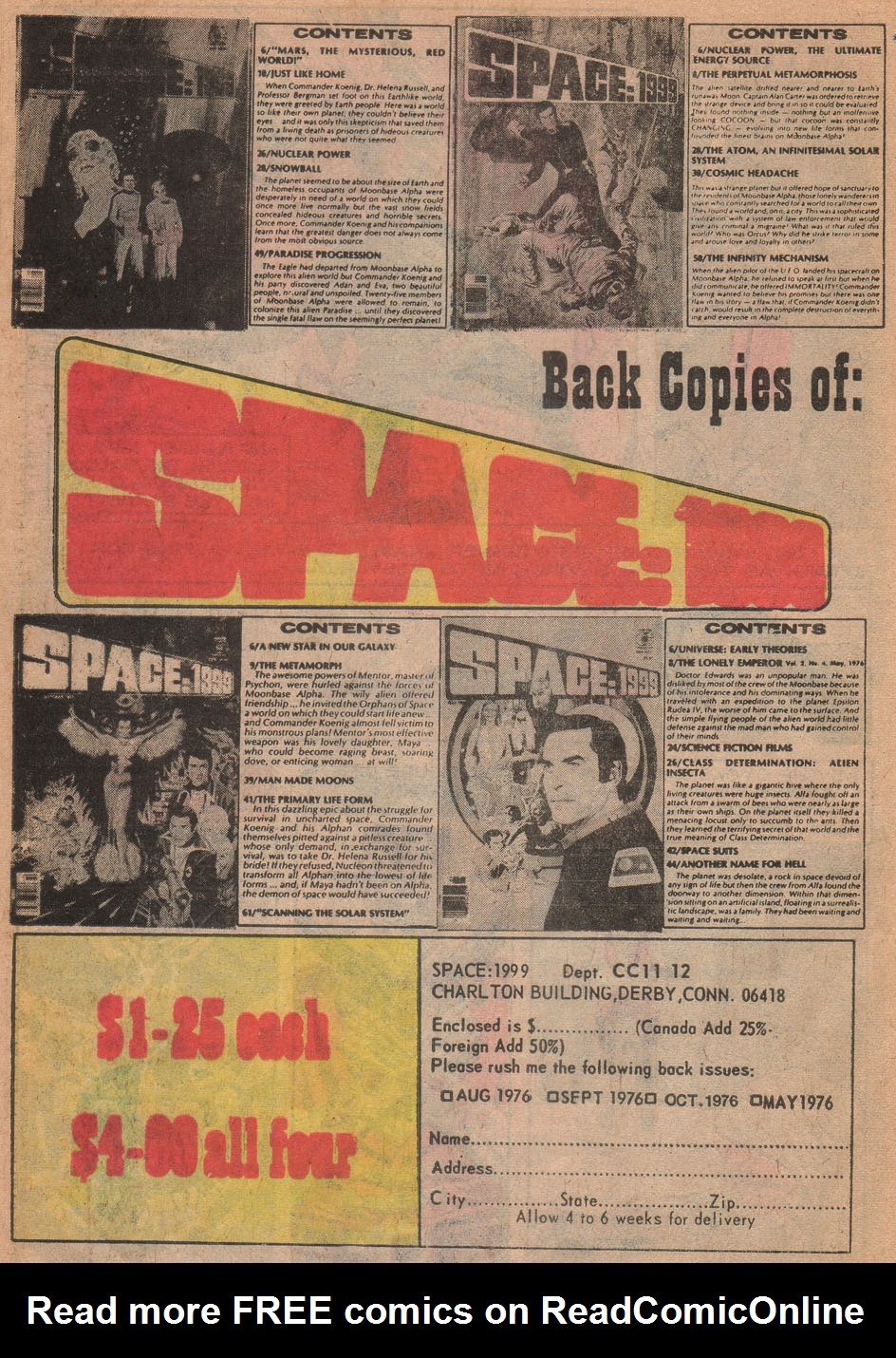 Read online Scary Tales comic -  Issue #17 - 30