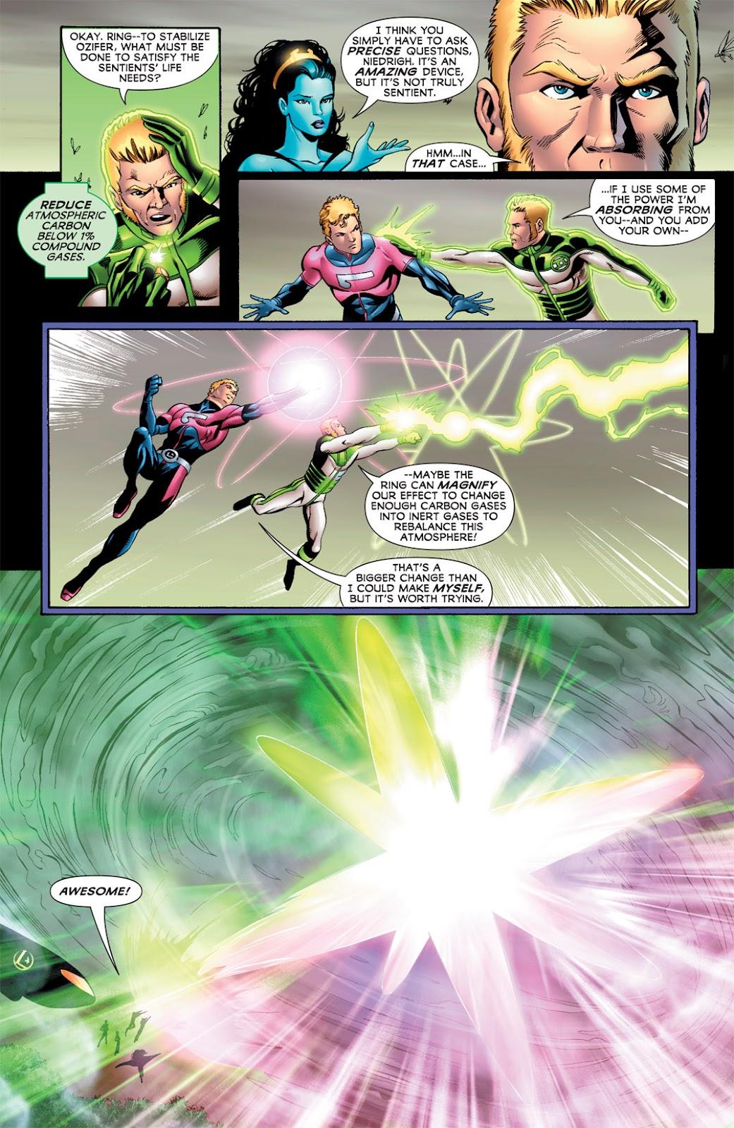 Legion of Super-Heroes (2010) Issue #3 #4 - English 28