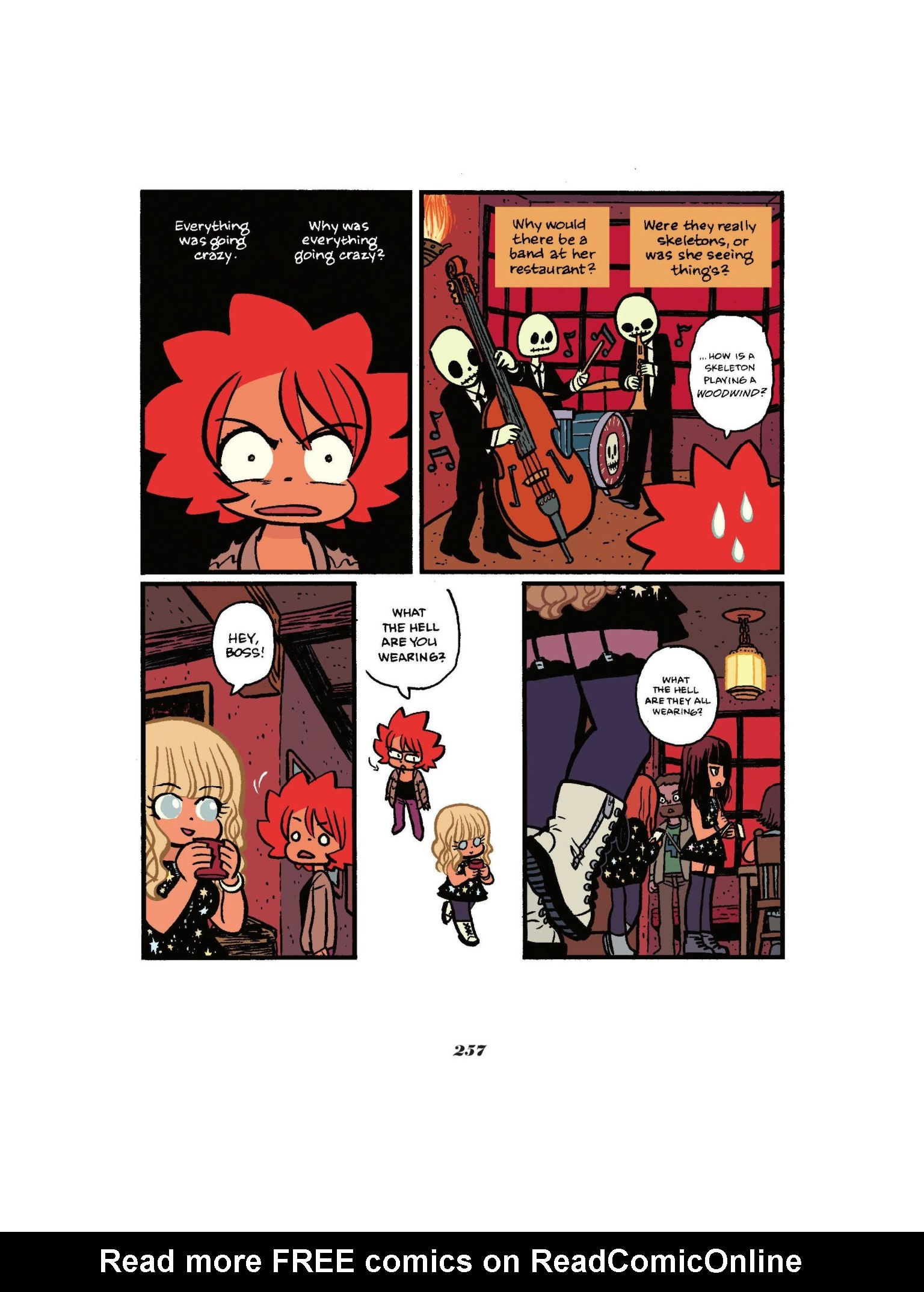 Read online Seconds comic -  Issue # Full - 257