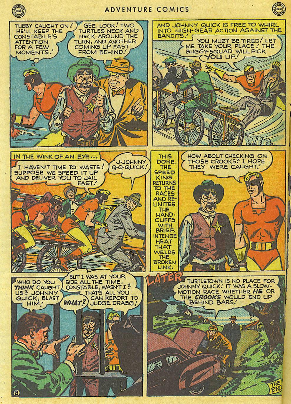 Read online Adventure Comics (1938) comic -  Issue #135 - 50