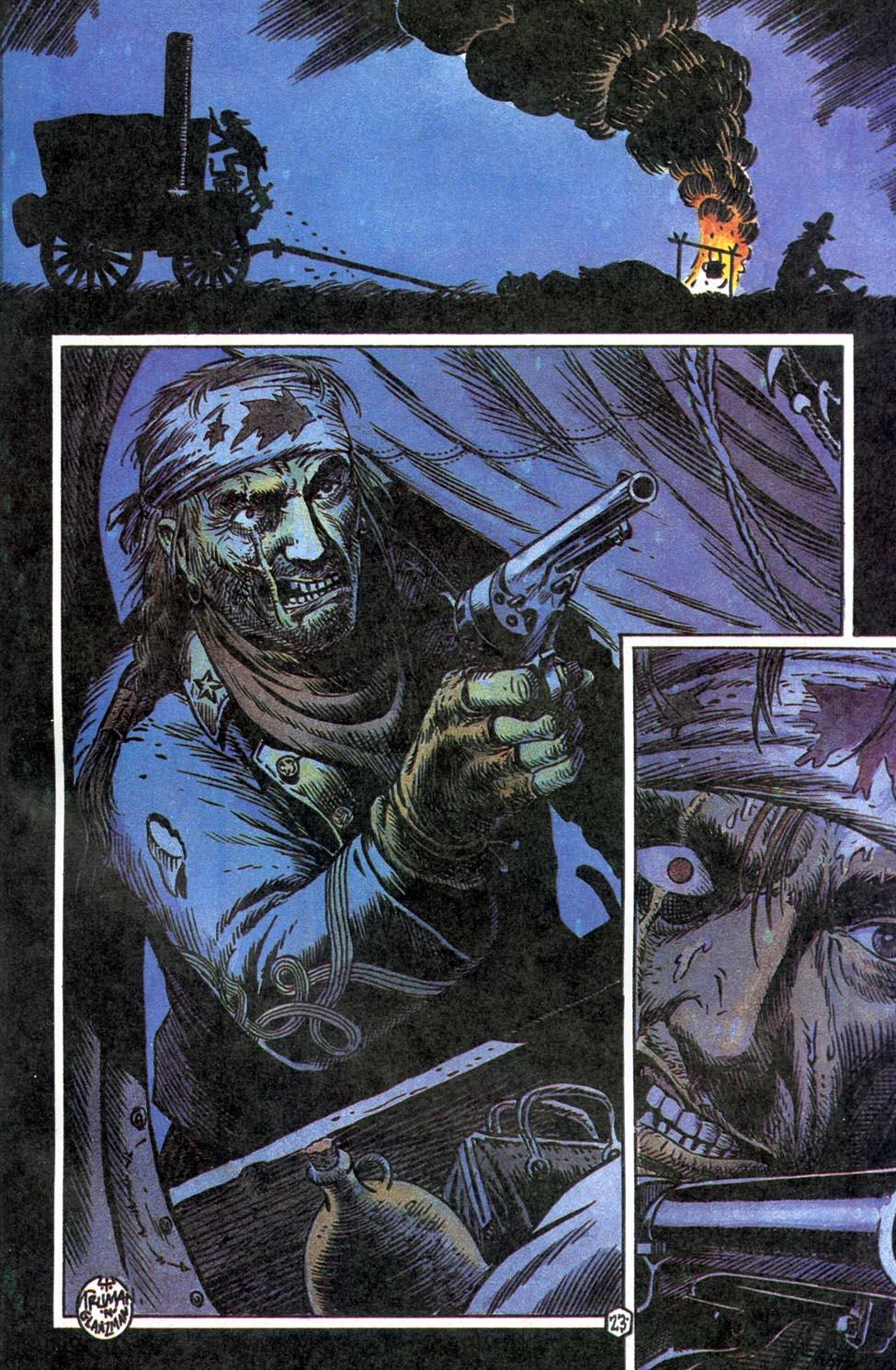 Jonah Hex: Two-Gun Mojo Issue #3 #3 - English 25
