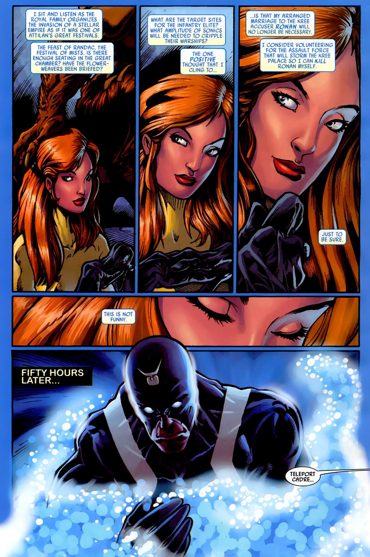 Read online Secret Invasion: War of Kings comic -  Issue # Full - 26