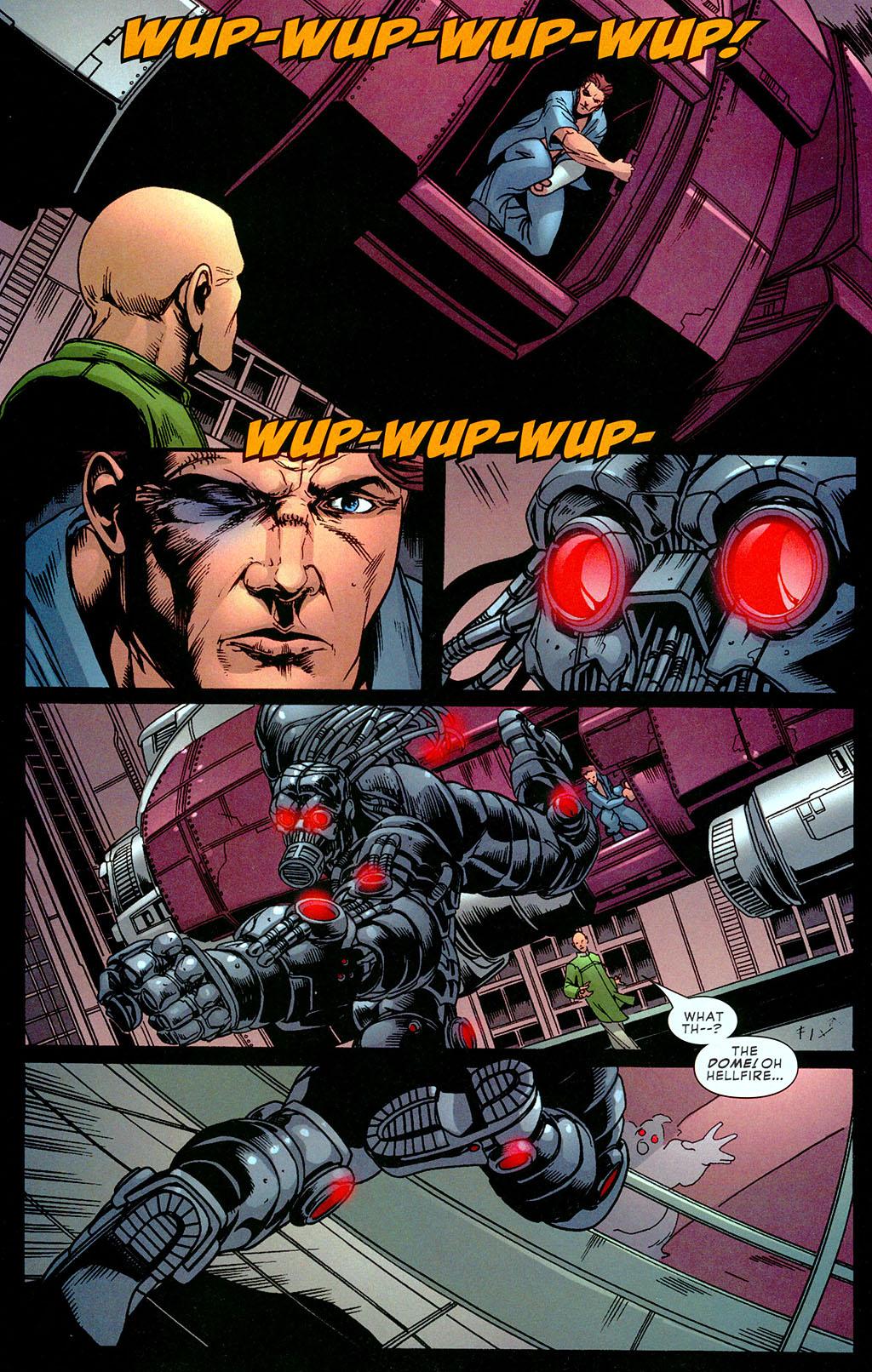 Read online Amazing Fantasy (2004) comic -  Issue #20 - 16
