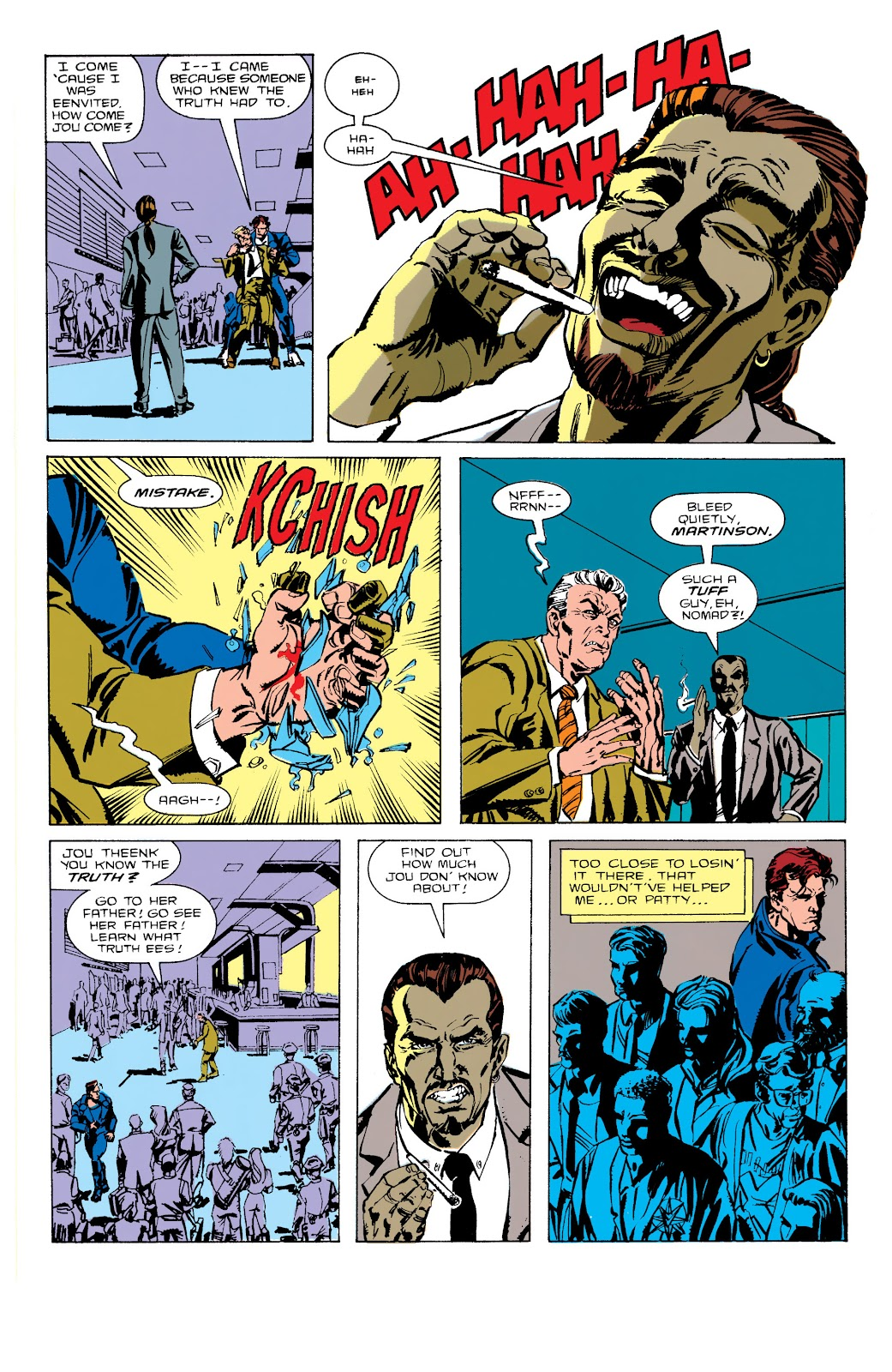 Captain America (1968) _Annual 9 #9 - English 50