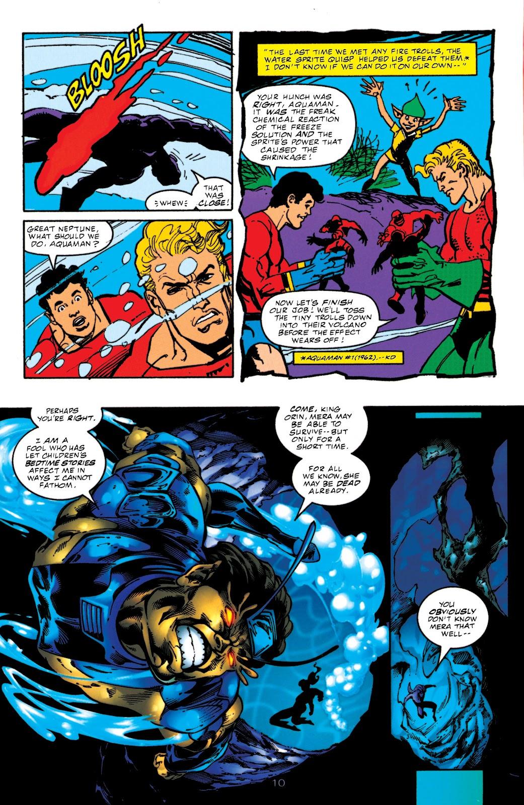 Aquaman (1994) Issue #52 #58 - English 10
