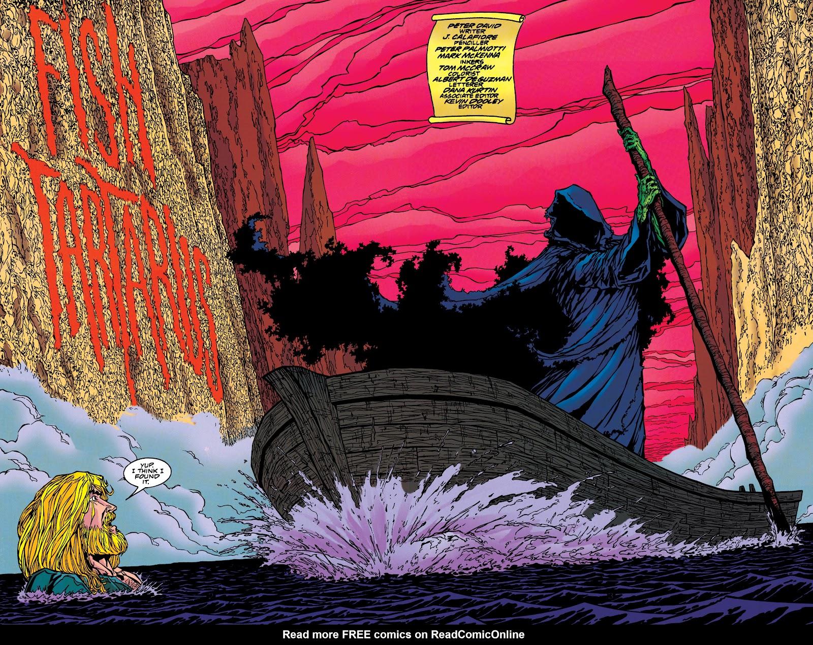 Aquaman (1994) Issue #46 #52 - English 3