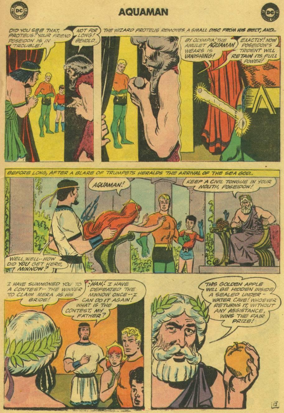 Aquaman (1962) Issue #17 #17 - English 17