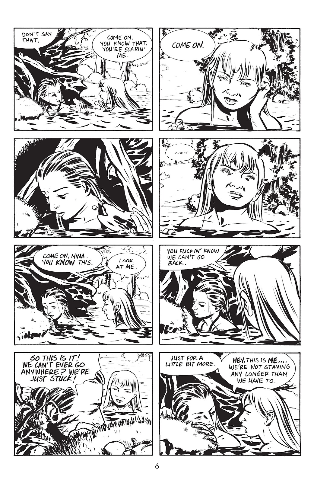 Stray Bullets Issue #11 #11 - English 8