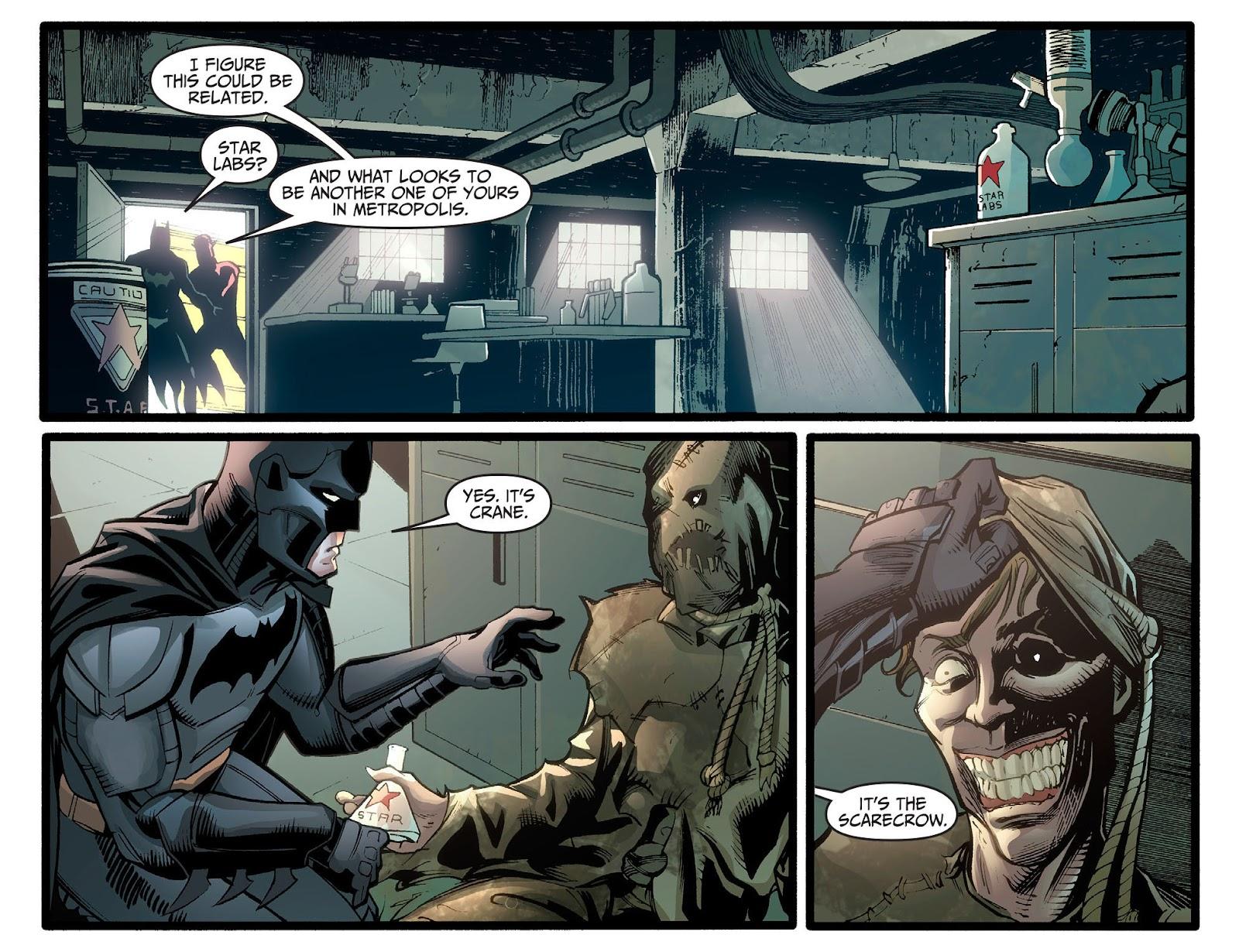 Injustice: Gods Among Us [I] Issue #2 #3 - English 14