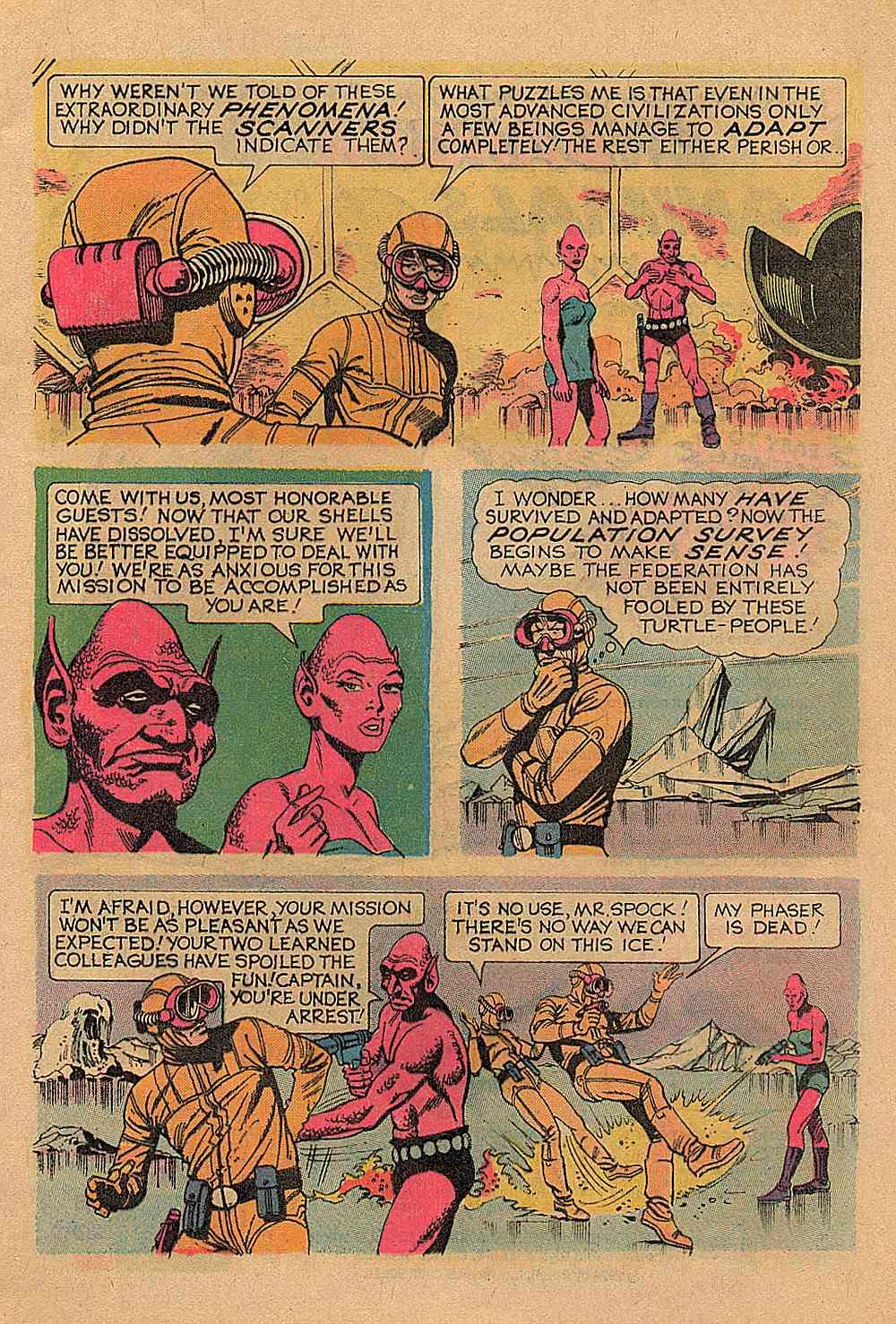 Star Trek (1967) Issue #27 #27 - English 11