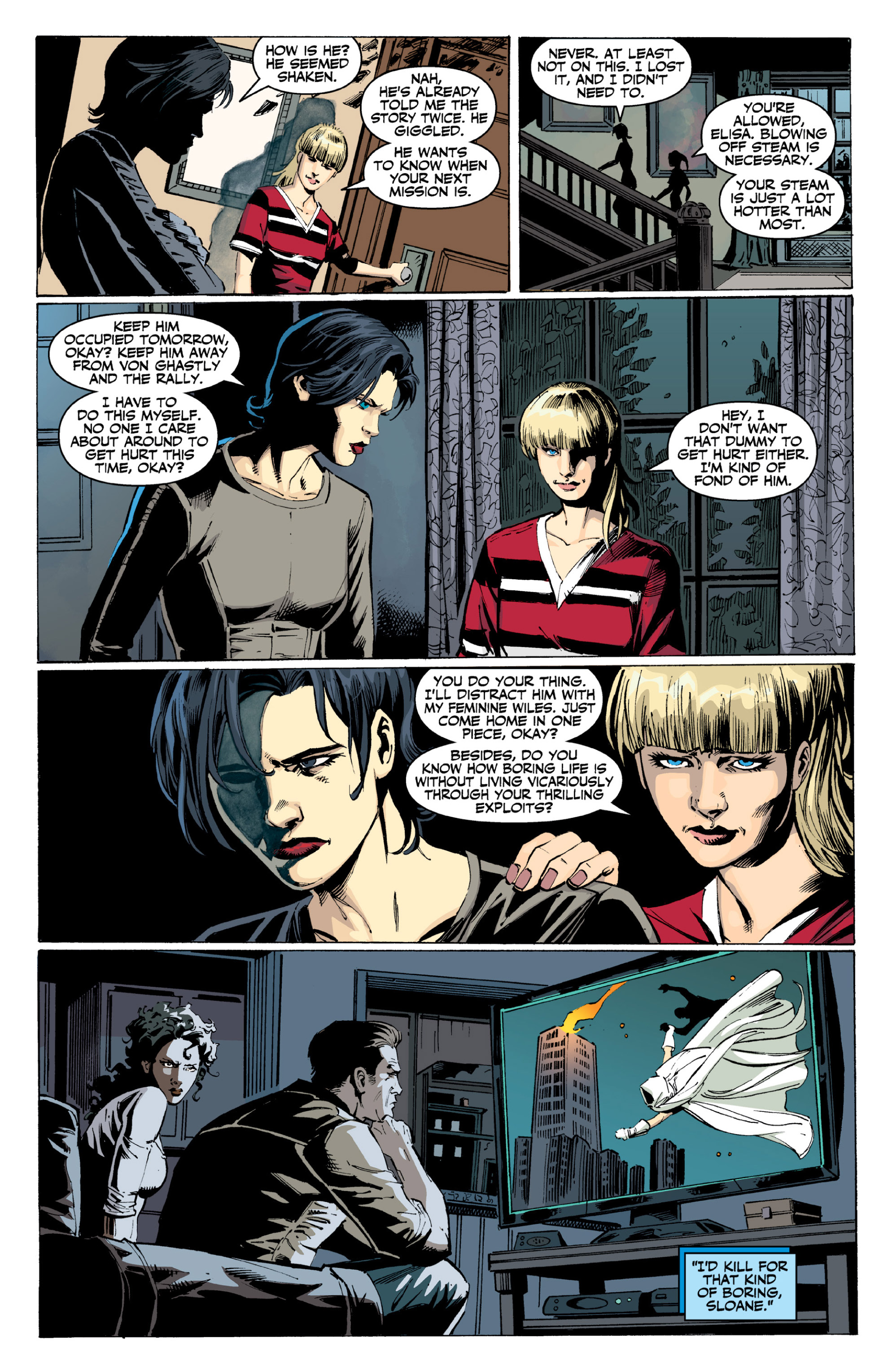 Read online Ghost (2013) comic -  Issue # TPB 2 - 72