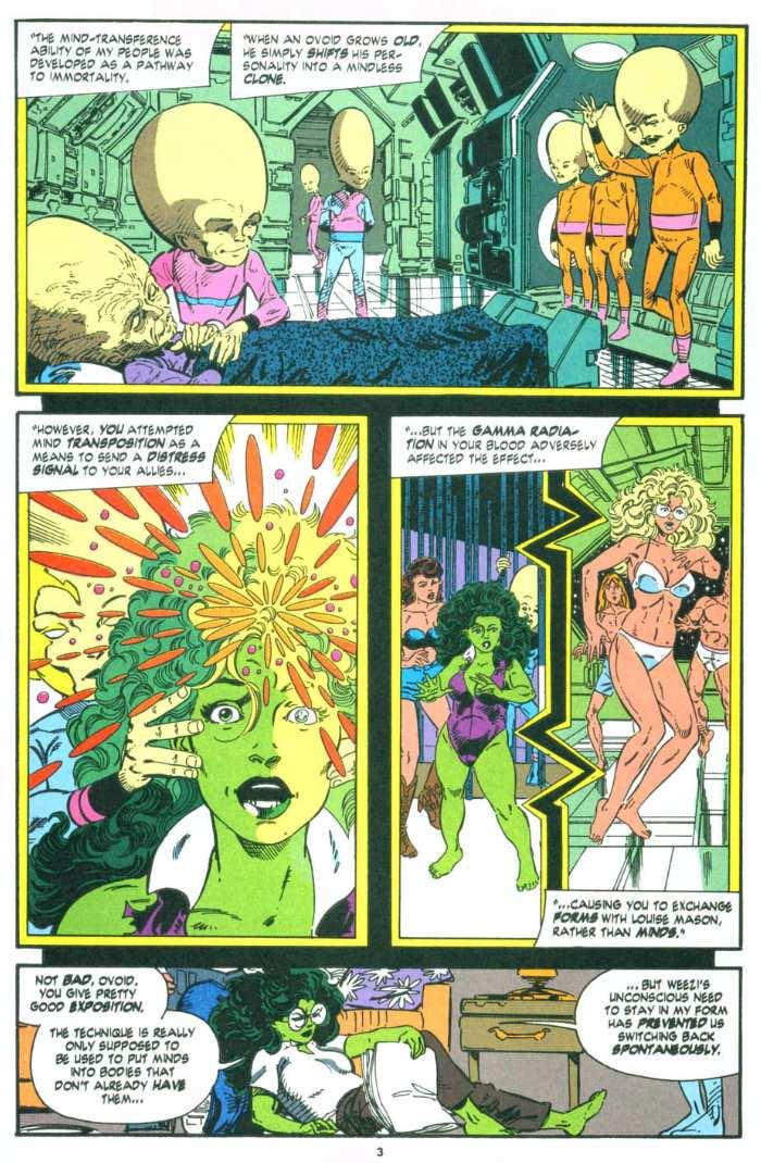 The Sensational She-Hulk Issue #49 #49 - English 5