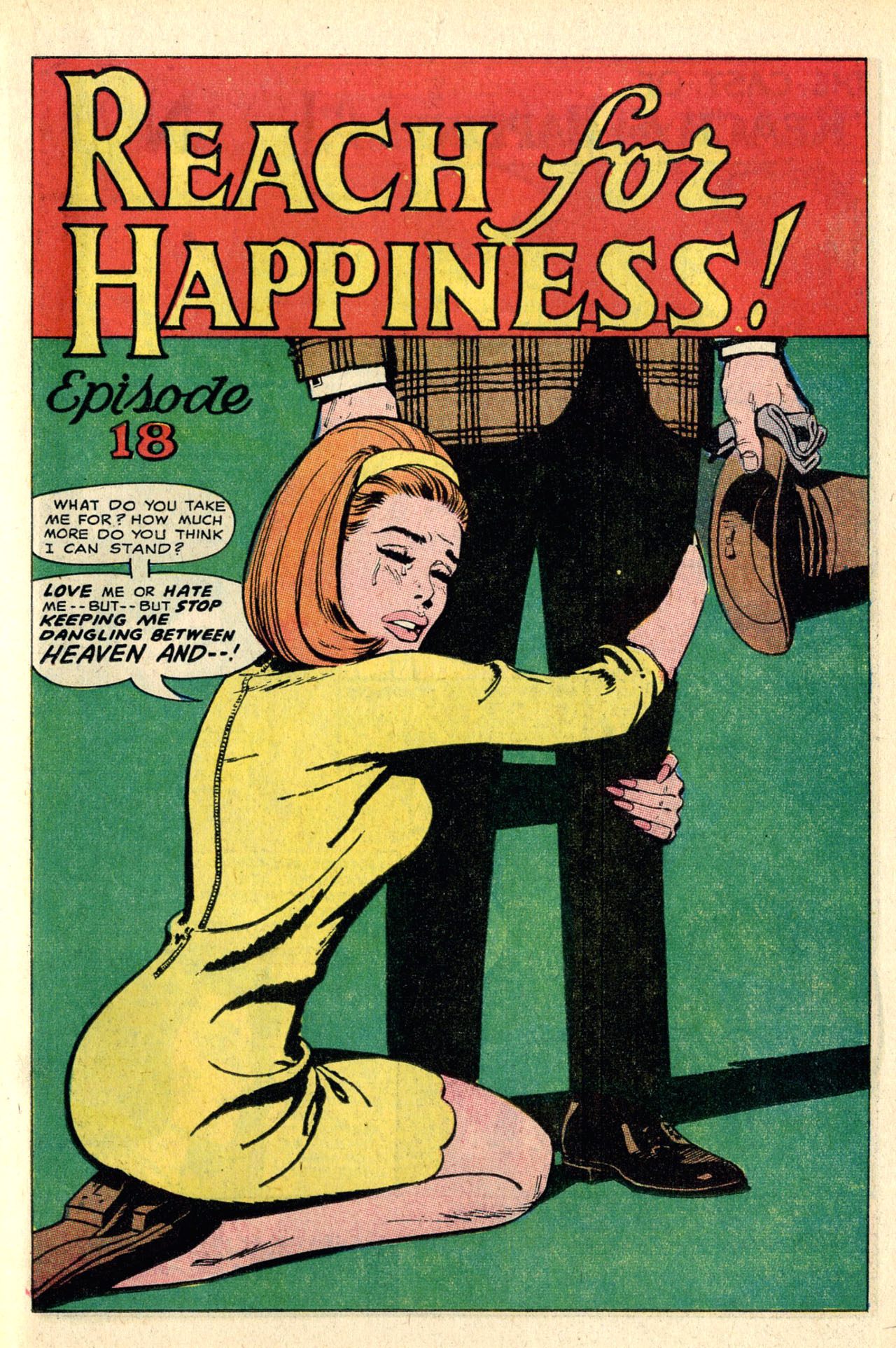 Read online Secret Hearts comic -  Issue #127 - 19
