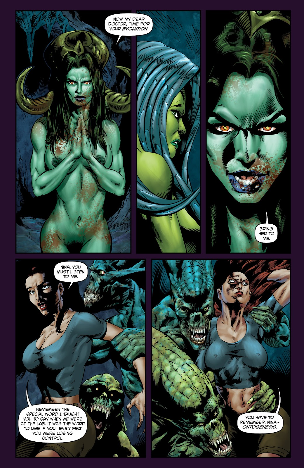 Webwitch (2015) Issue #4 #4 - English 31
