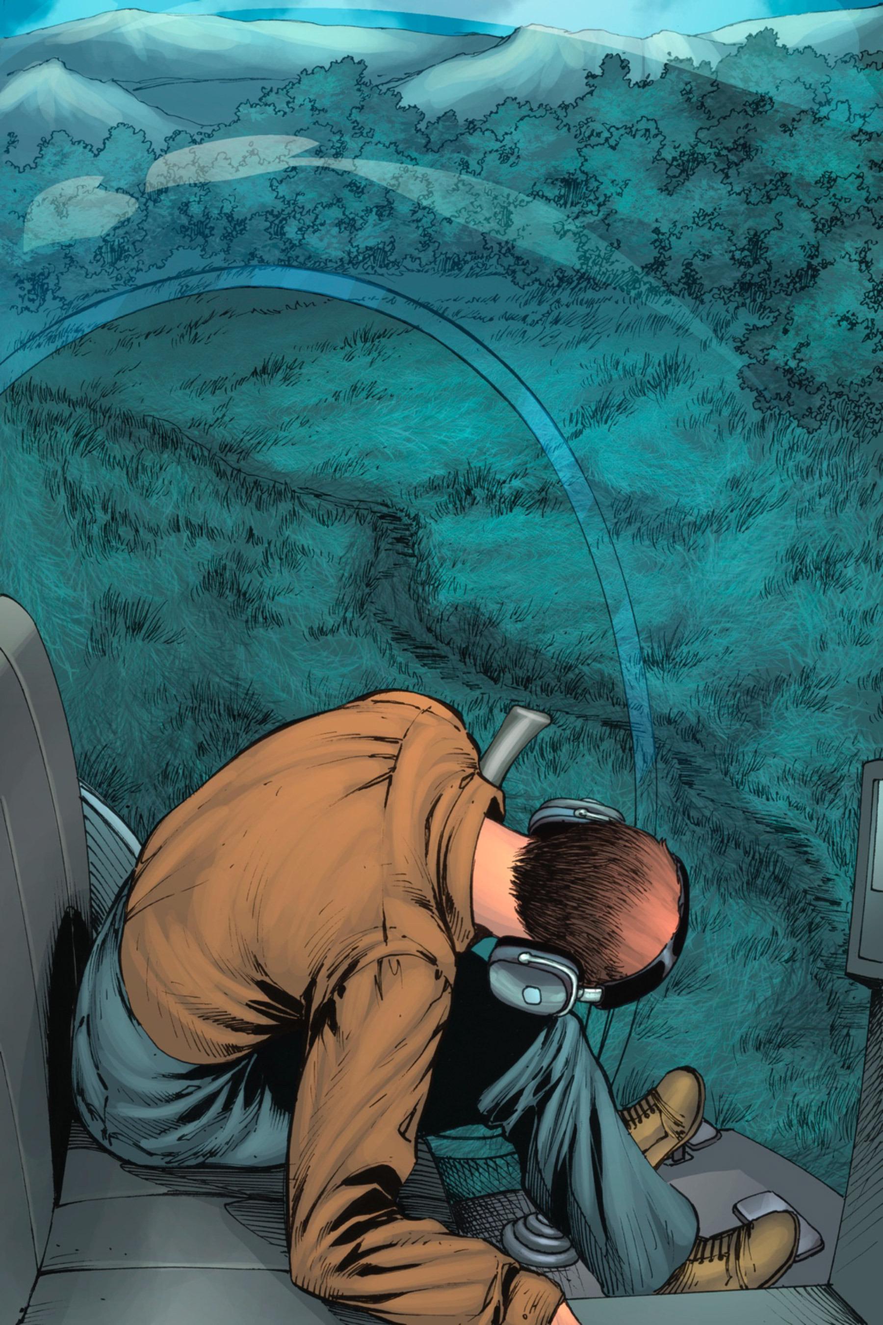 Read online Z-Men comic -  Issue #3 - 50