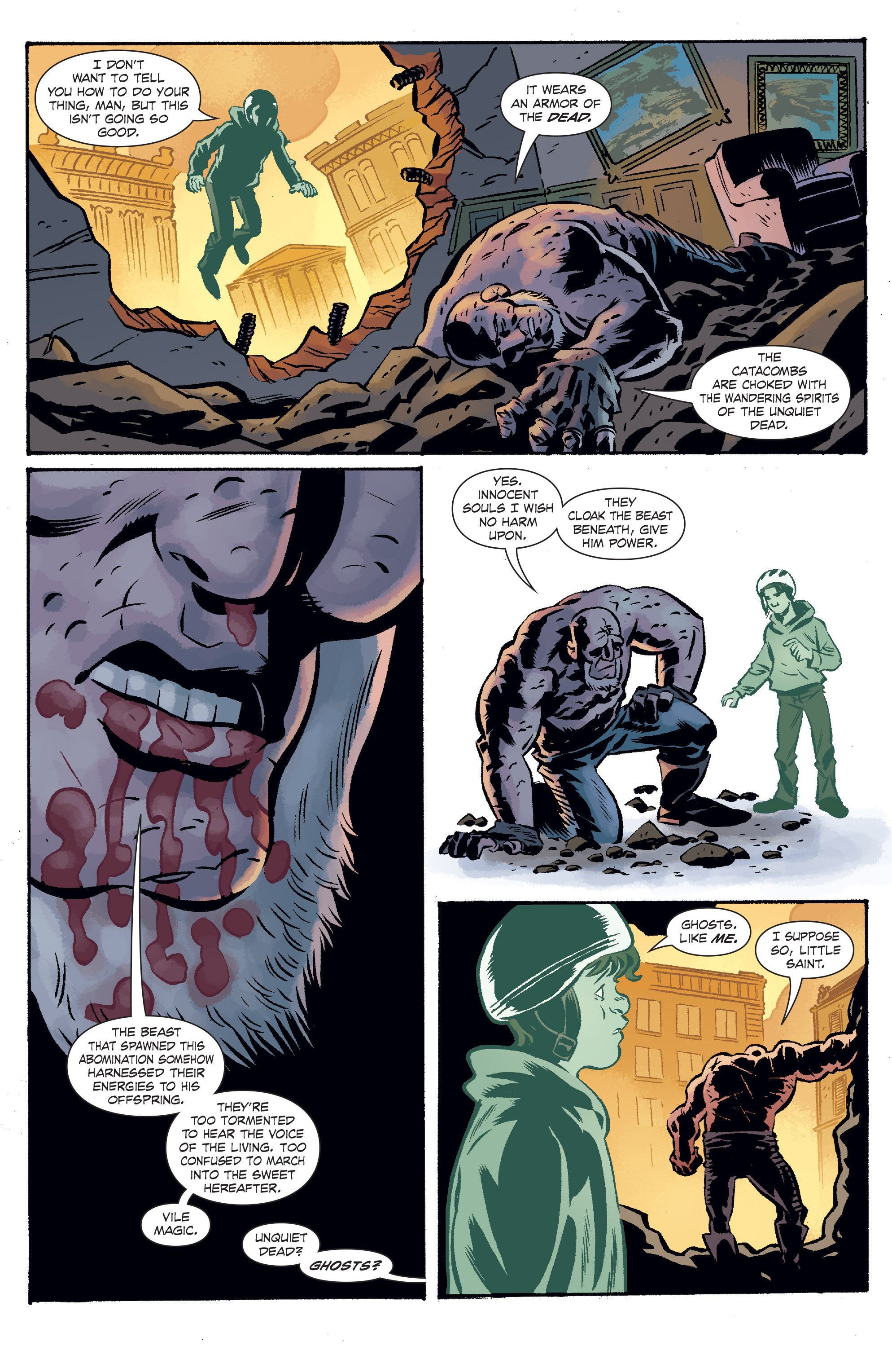Read online The Anchor comic -  Issue # TPB 1 - 69