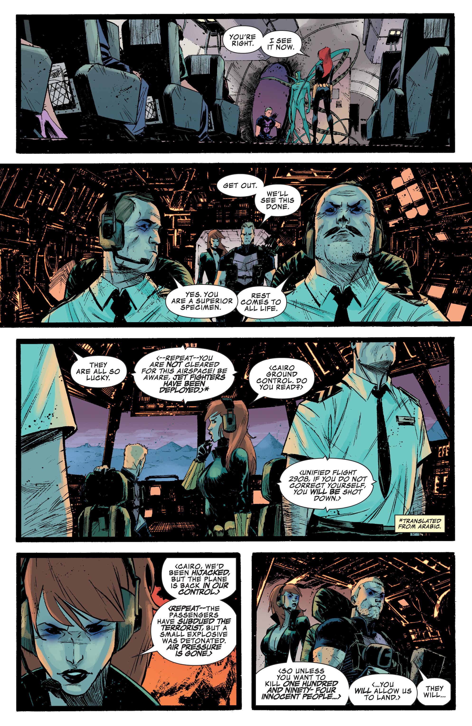 Read online Secret Avengers (2010) comic -  Issue #32 - 4
