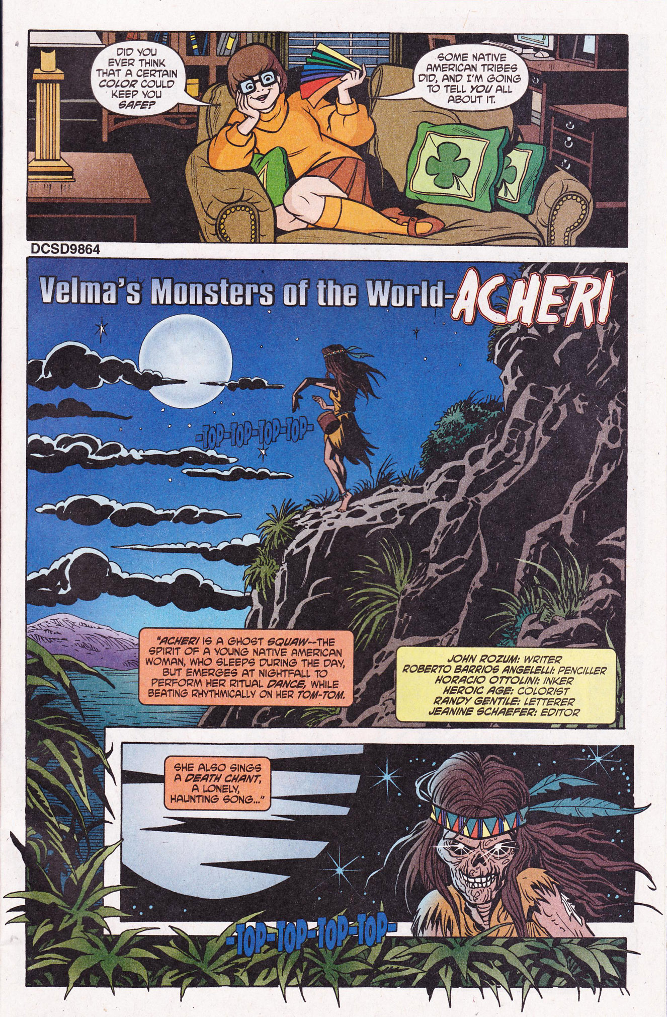 Read online Scooby-Doo (1997) comic -  Issue #131 - 31
