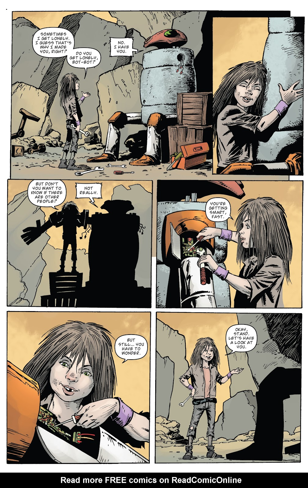 Zombies vs Robots (2015) Issue #4 Page 24