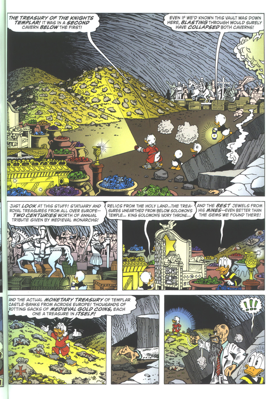 Uncle Scrooge (1953) Issue #342 #342 - English 49
