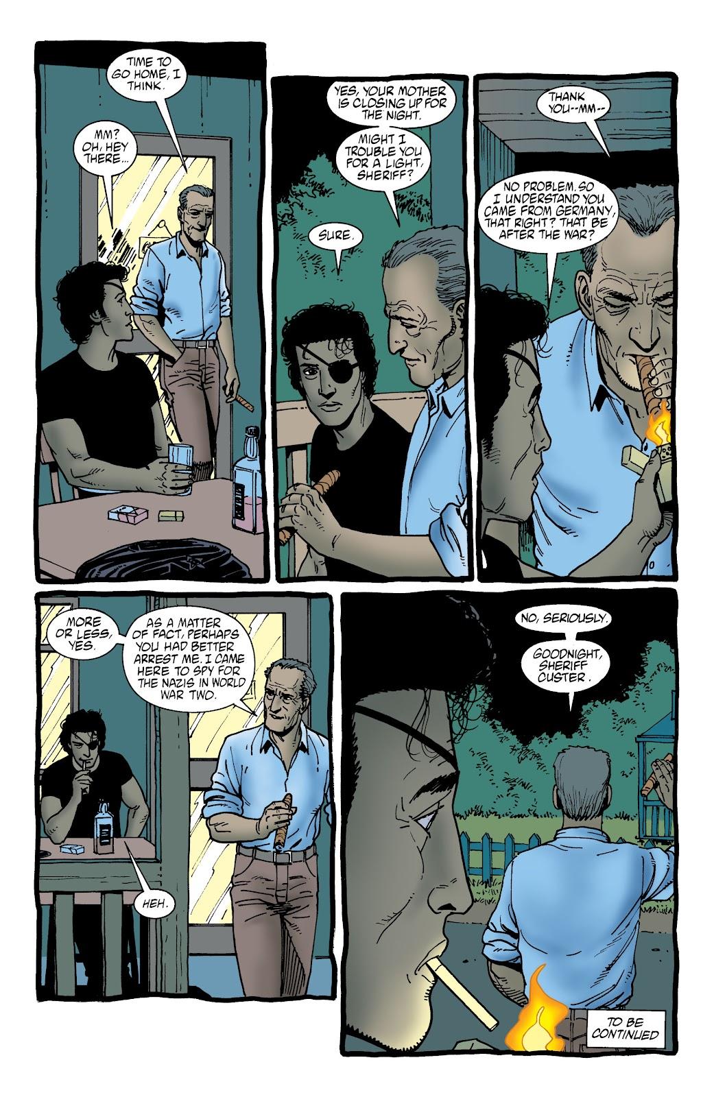 Preacher Issue #43 #52 - English 24