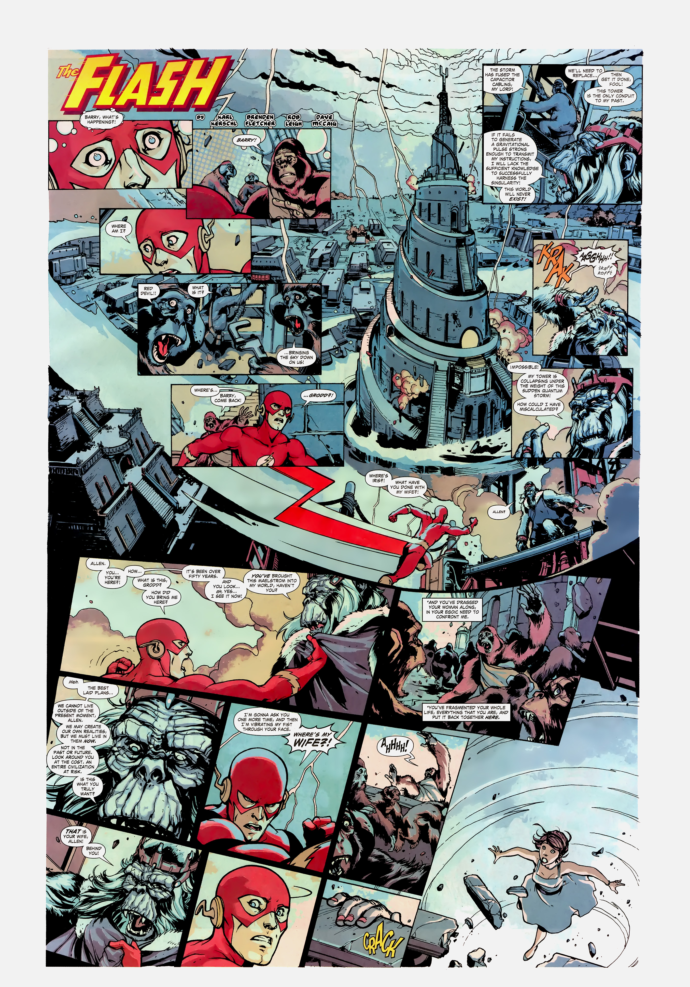 Read online Wednesday Comics comic -  Issue #10 - 14