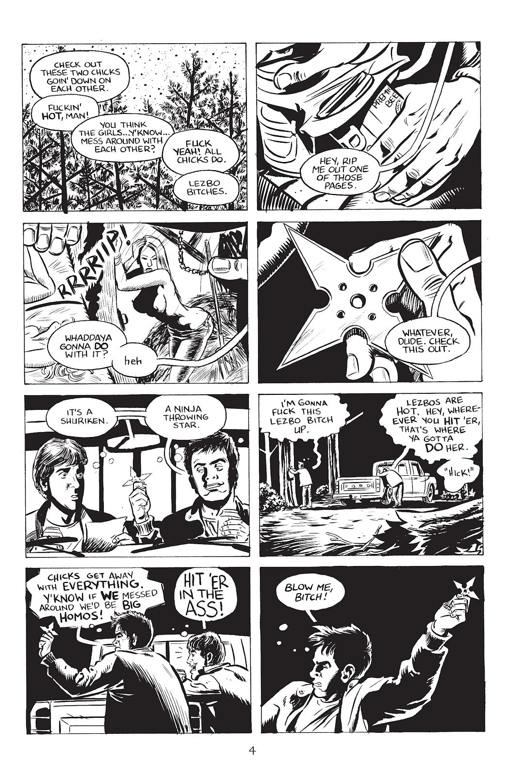 Stray Bullets Issue #34 #34 - English 6
