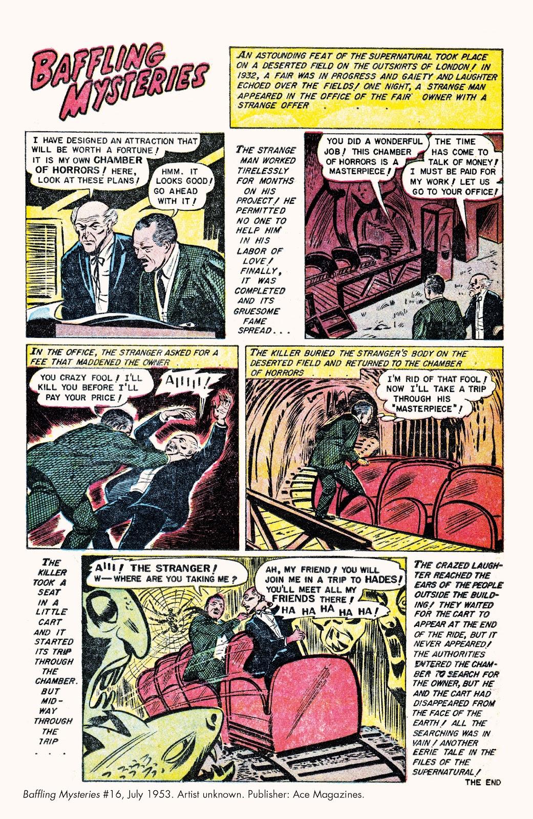 Haunted Horror Issue #27 #27 - English 28