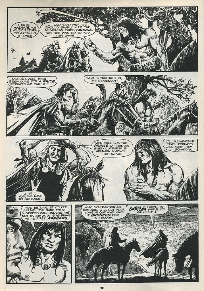 The Savage Sword Of Conan Issue #174 #175 - English 24