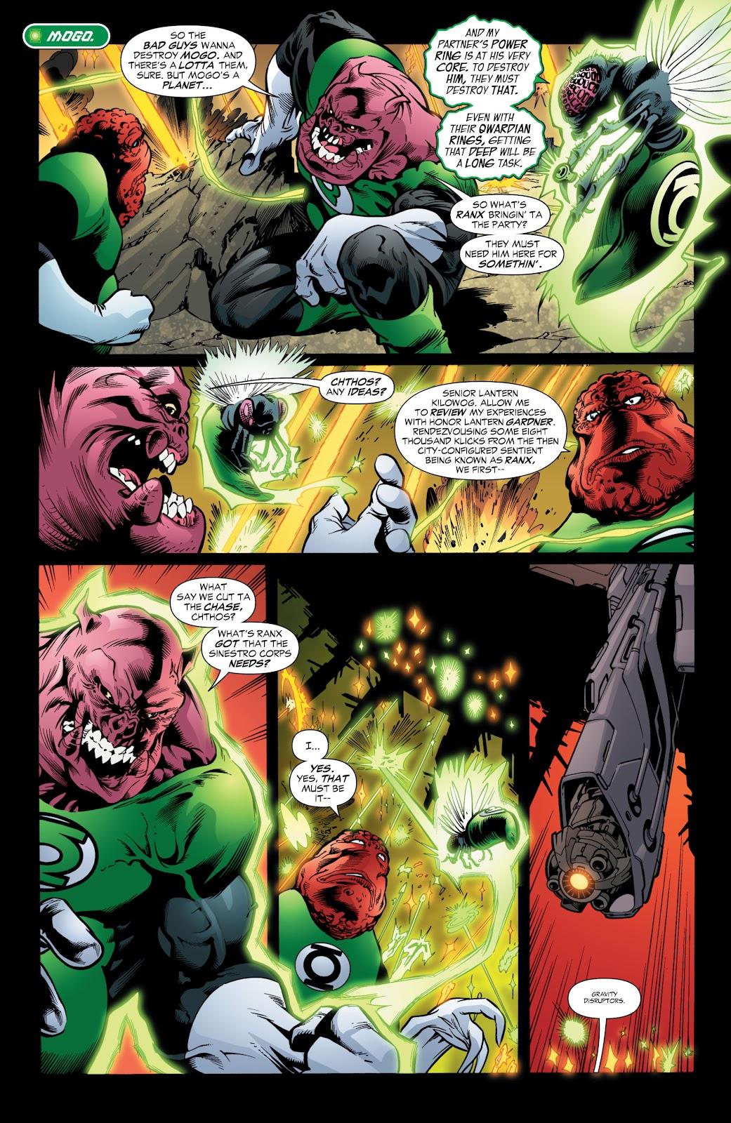 Green Lantern: The Sinestro Corps War Full #1 - English 121