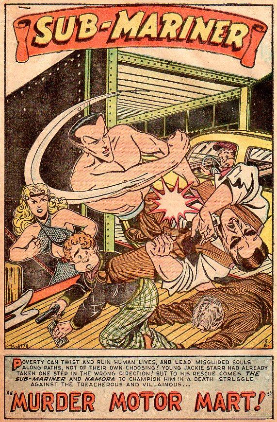 Sub-Mariner Comics #26 #26 - English 3