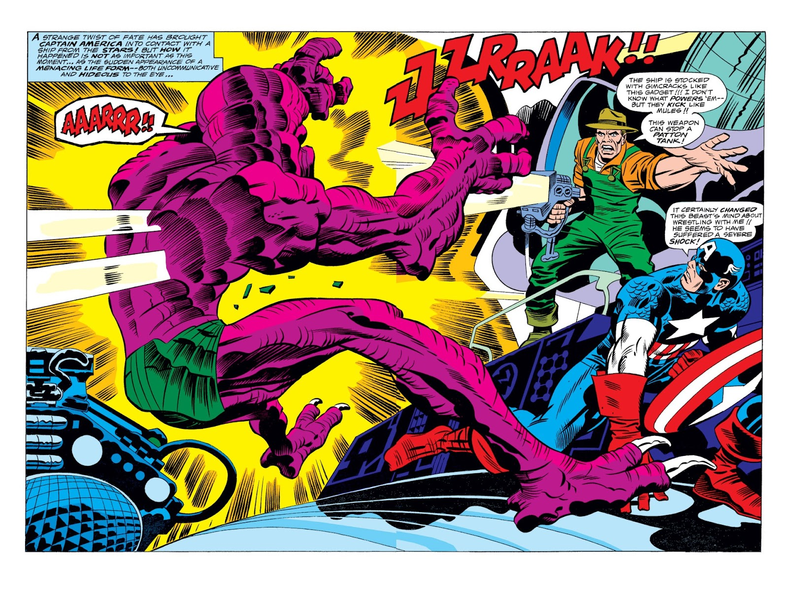 Captain America (1968) _Annual 3 #3 - English 3