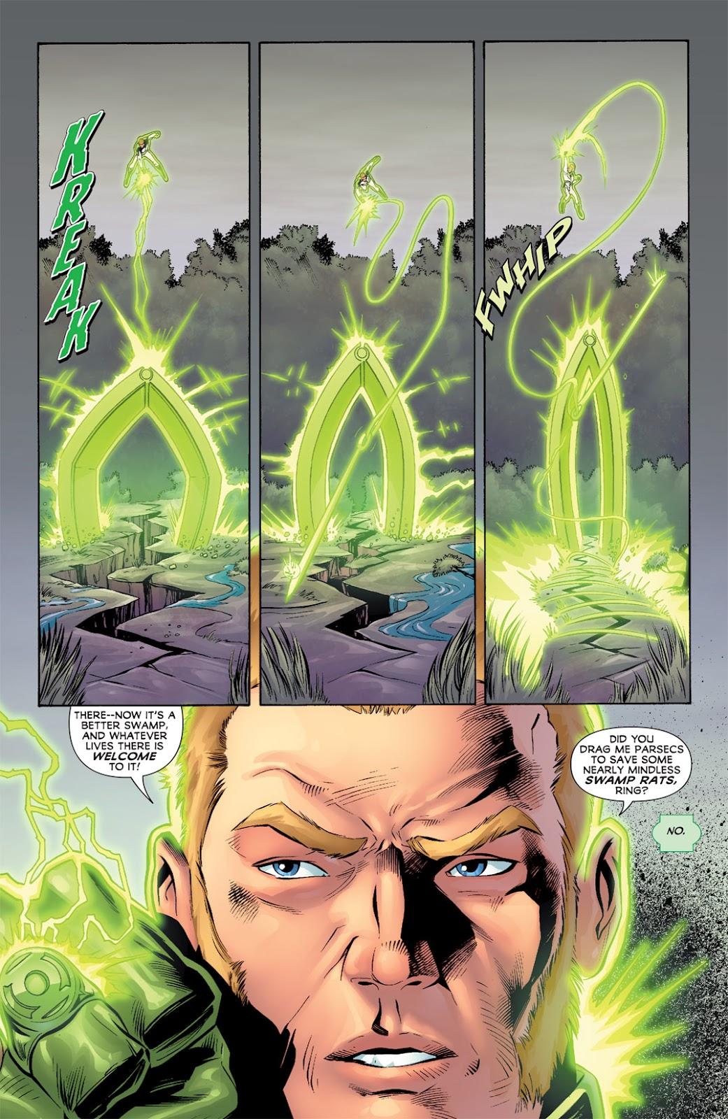 Legion of Super-Heroes (2010) Issue #3 #4 - English 14