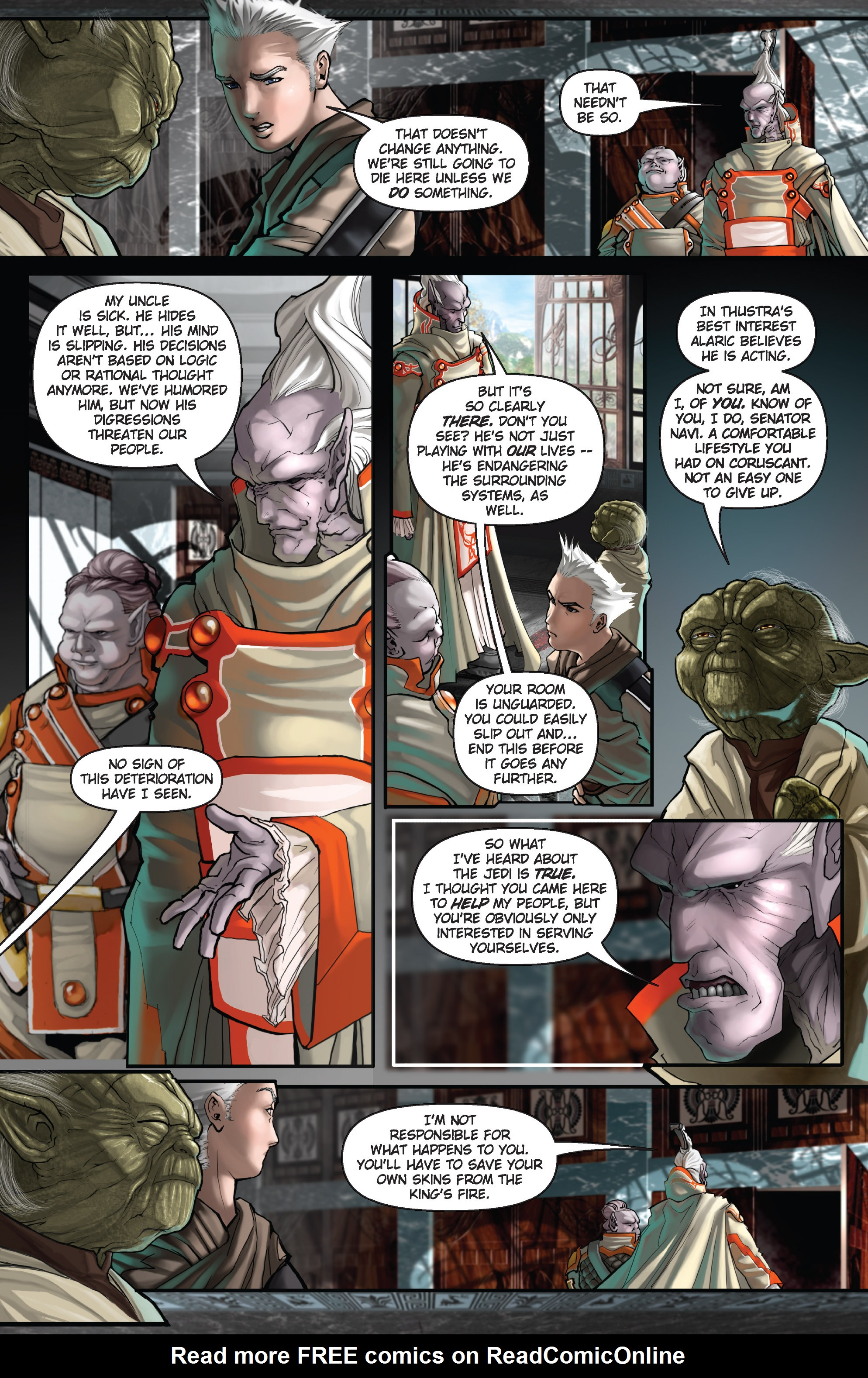 Star Wars Legends Epic Collection: The Clone Wars chap 2 pic 165