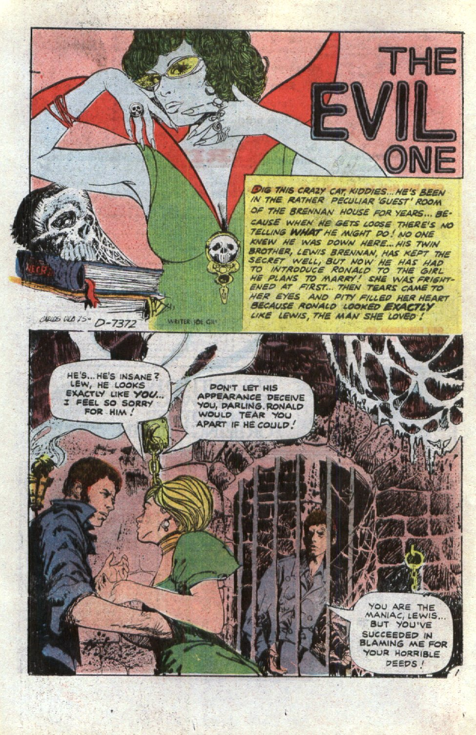 Read online Scary Tales comic -  Issue #32 - 24