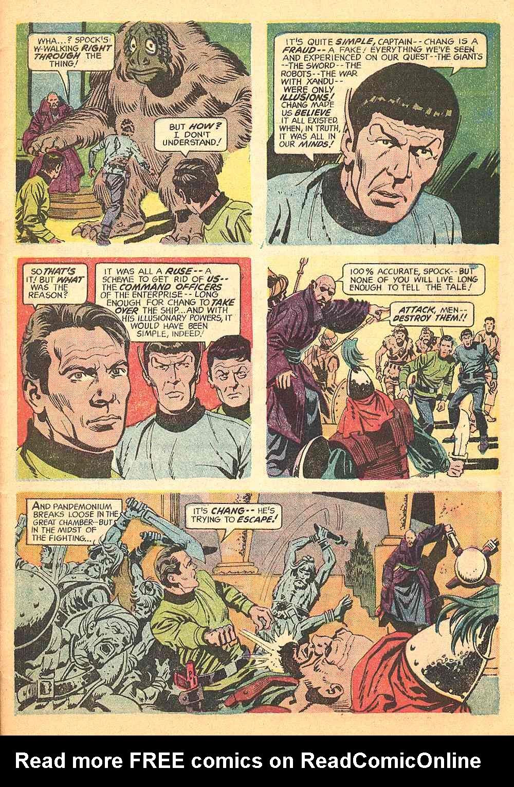 Star Trek (1967) Issue #10 #10 - English 23